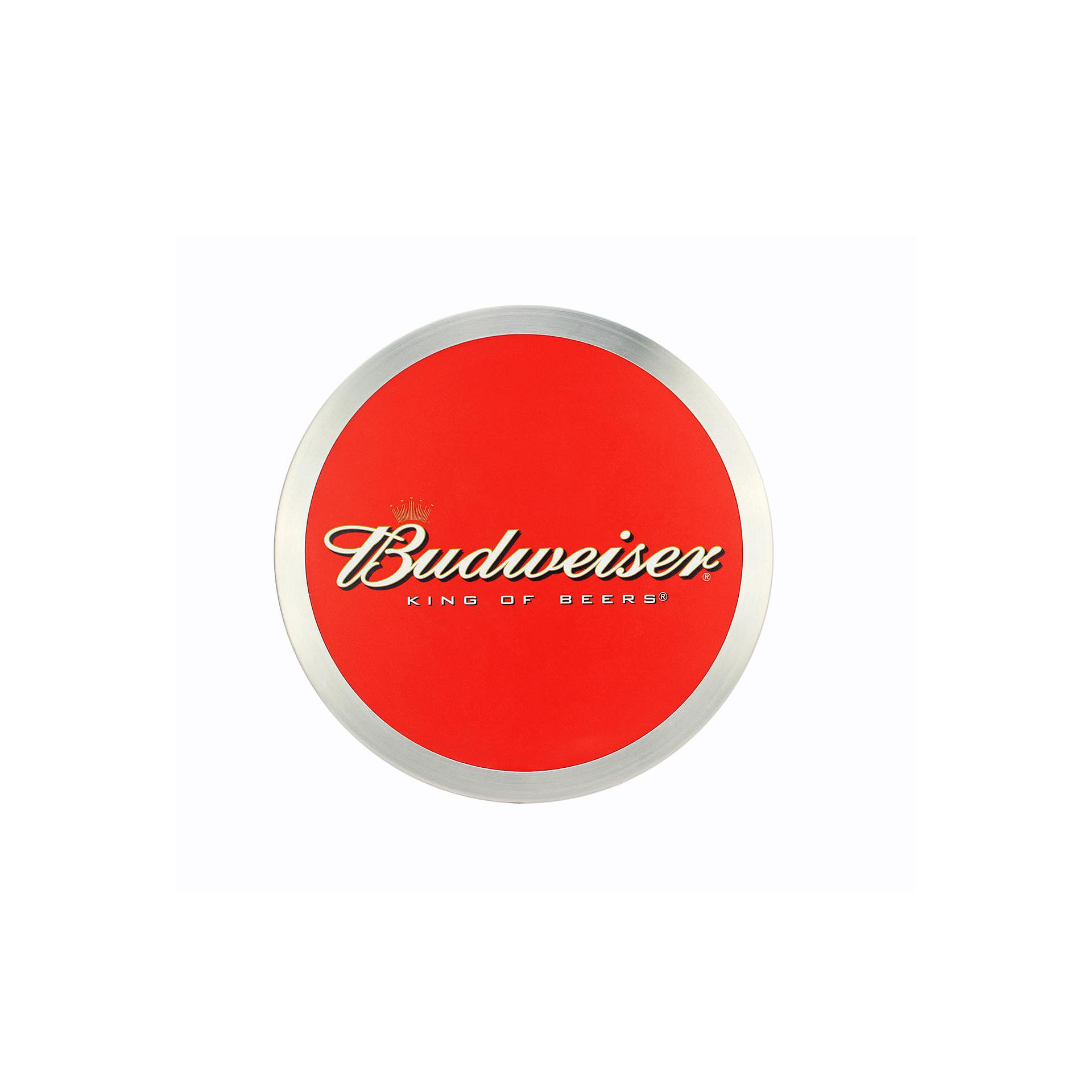 Luminoso Decorativo - Budweiser Vermelho - 31 Cm - Bar Light