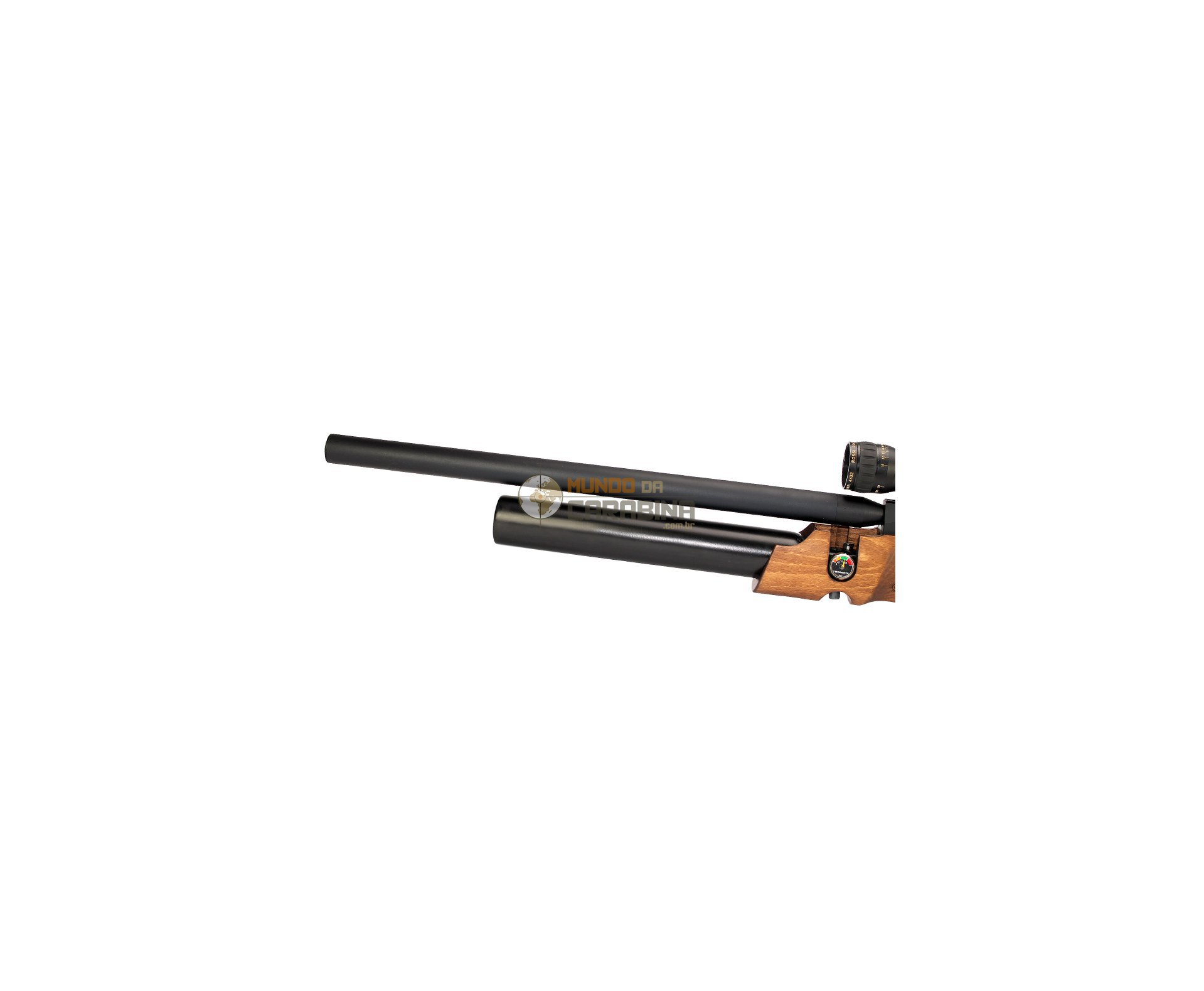 Carabina De Pressão Cometa Lynx V10 - Calibre 5,5 Mm - Pcp   Luneta 4x32