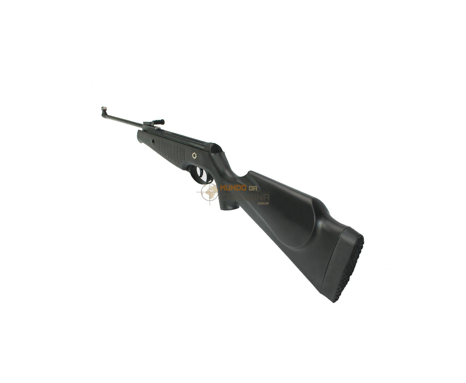 Carabina De Pressâo Titan Basic 5,5mm C/ Pistão Pneumático 50 Kg - Norica