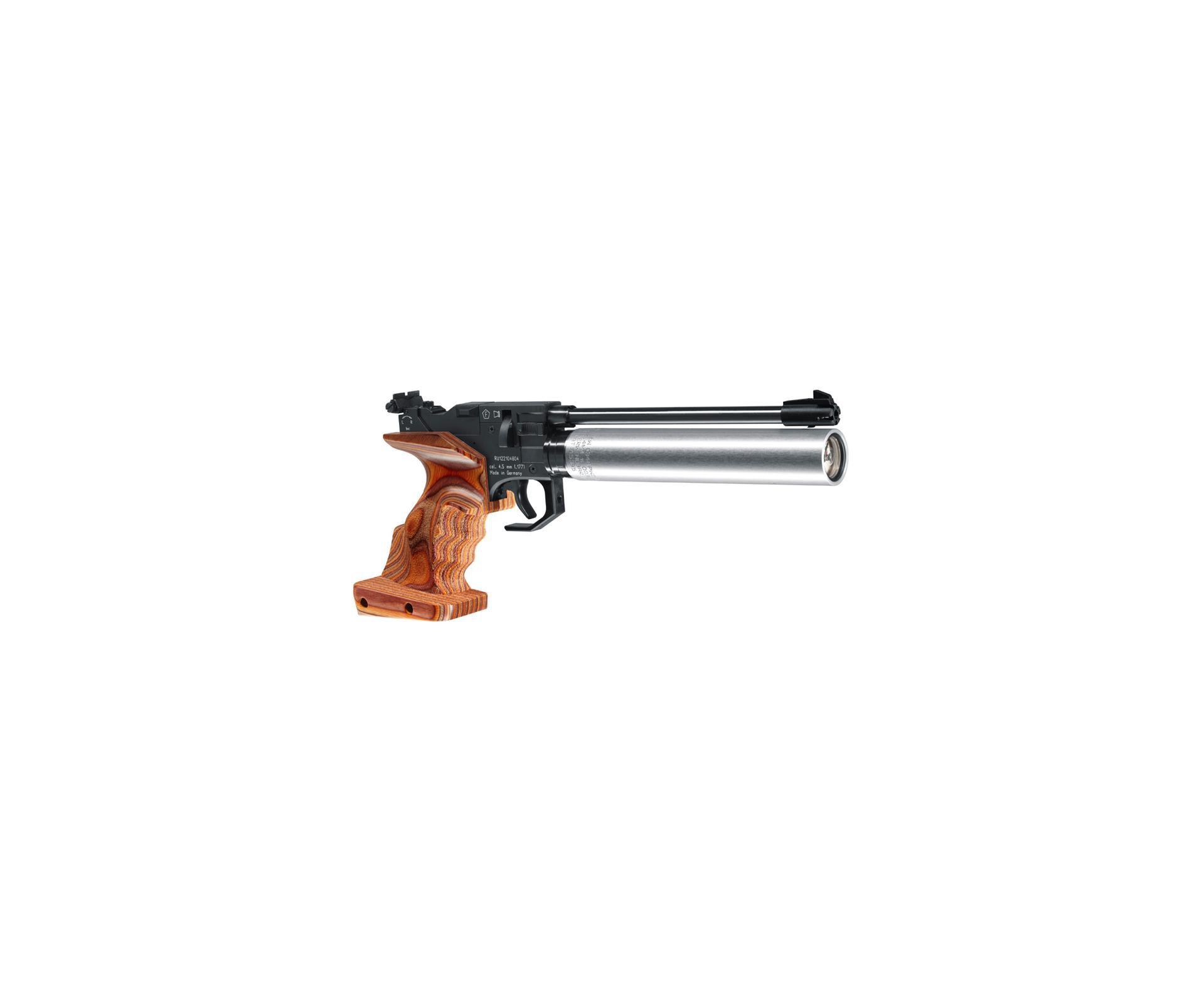 Pistola De Pressão Rohm Twinmaster Top - Calibre 4,5 Mm - Pcp