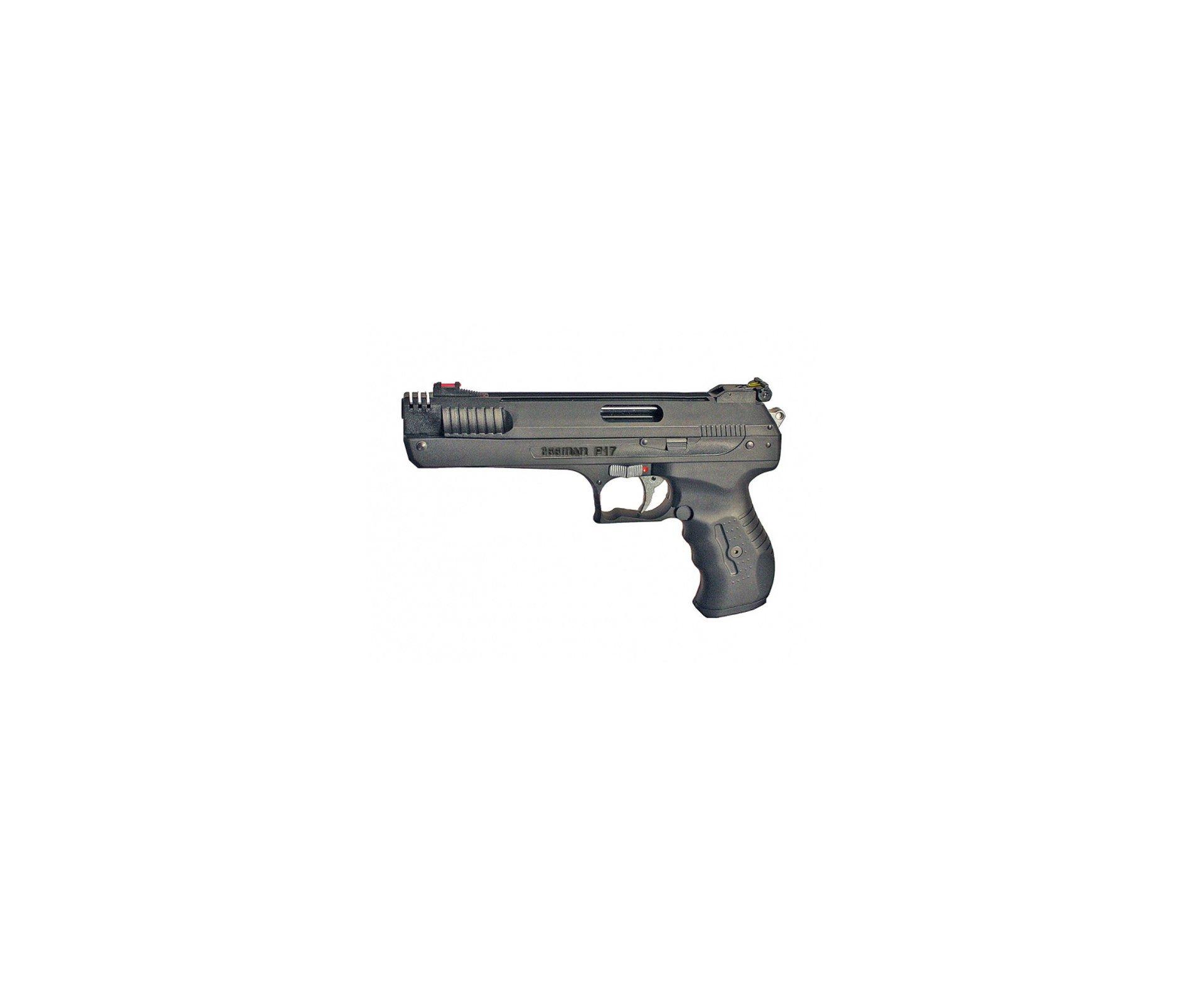 Pistola De Pressão Beeman 2004 P-17 - Cal 4,5mm + Chumbinhos - Beeman