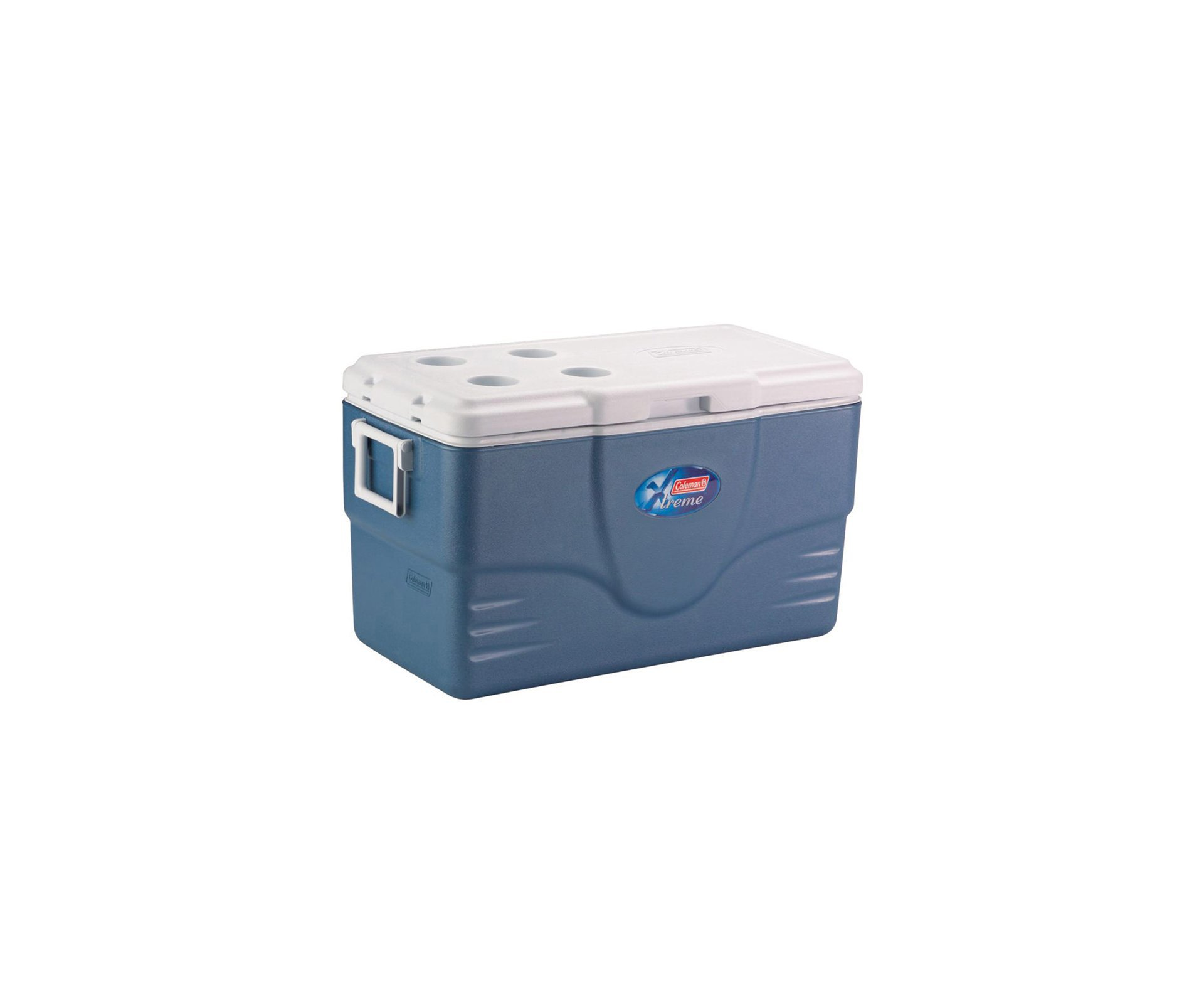 Caixa Térmica Extreme 70 Qt (66 Lts) - Azul - Coleman