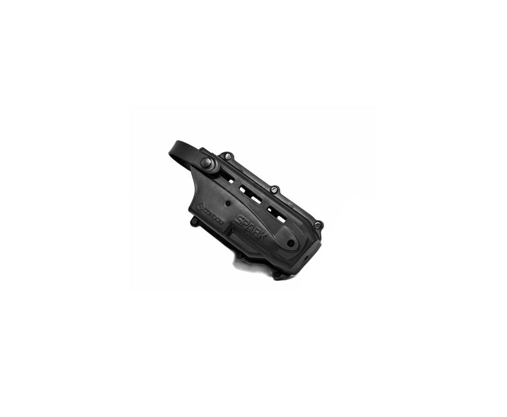 Coldre Spark Pistola De Choque Condor Canhoto - So Coldres