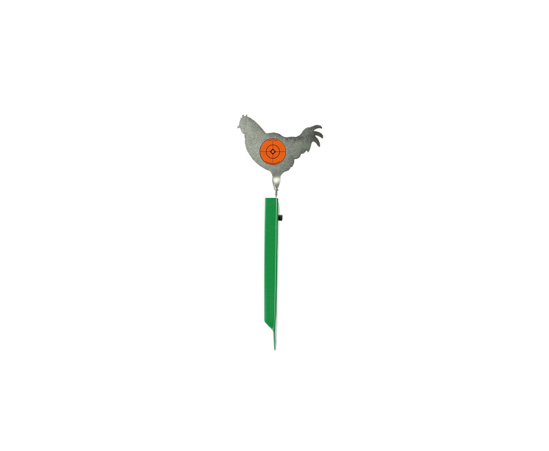 Alvo Plinking 1 Pêndulo Galo De Fixar No Solo - Full Metal