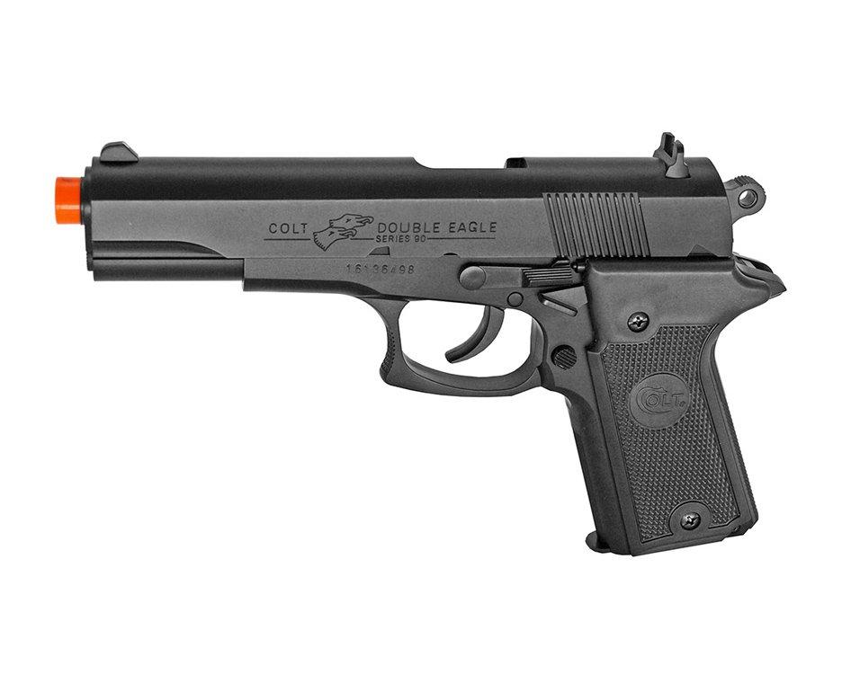 Pistola De Airsoft Colt Double Eagle - Calibre 6,0 Mm - Cyber Gun