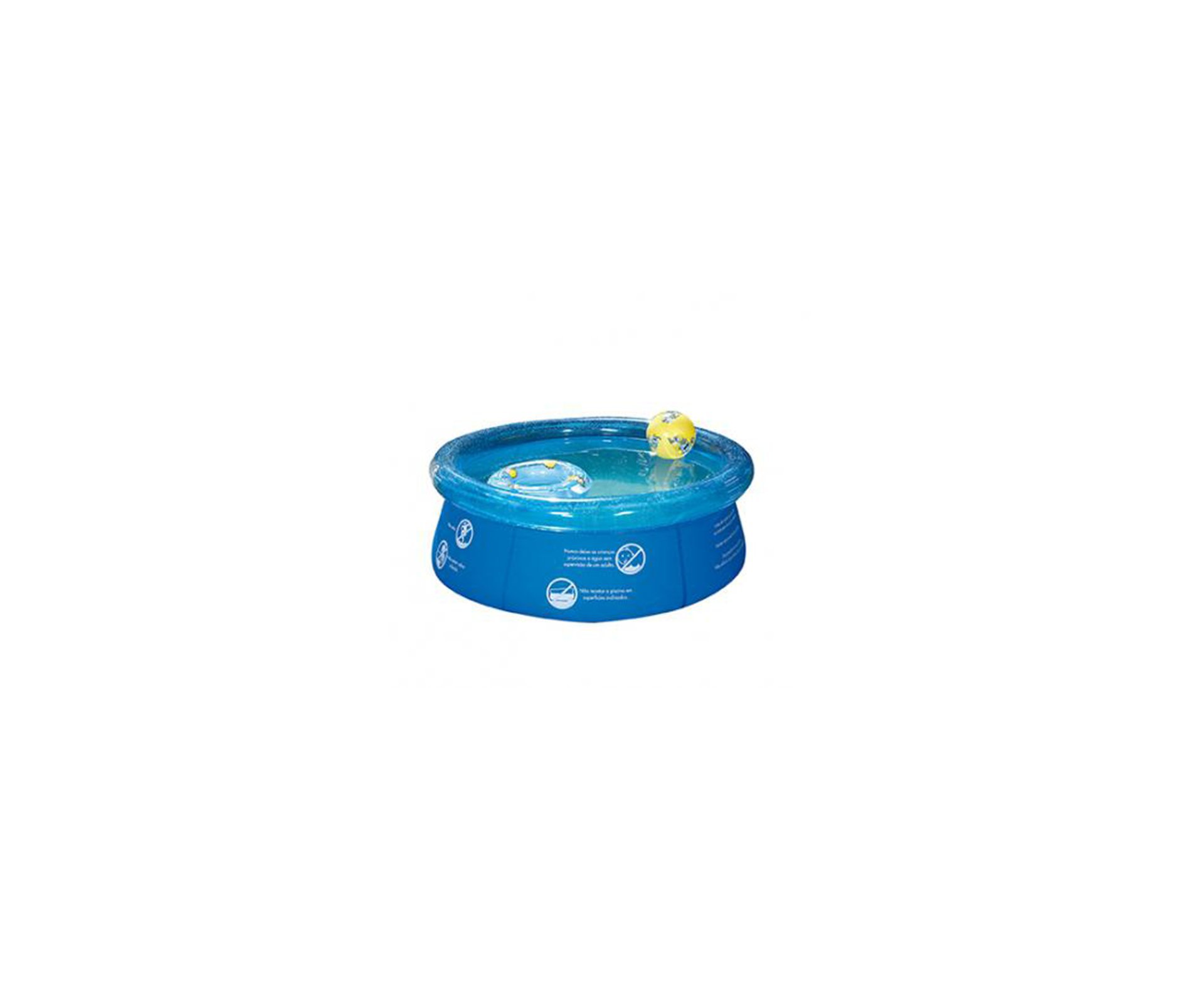 Piscina Inflavel Splash Fun 1000 Litros - Mor