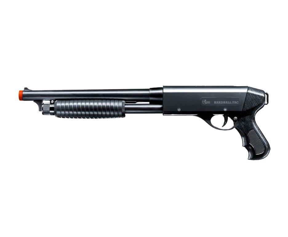 Escopeta De Airsoft Shotgun Hardball - Calibre 6,0 Mm - Umarex