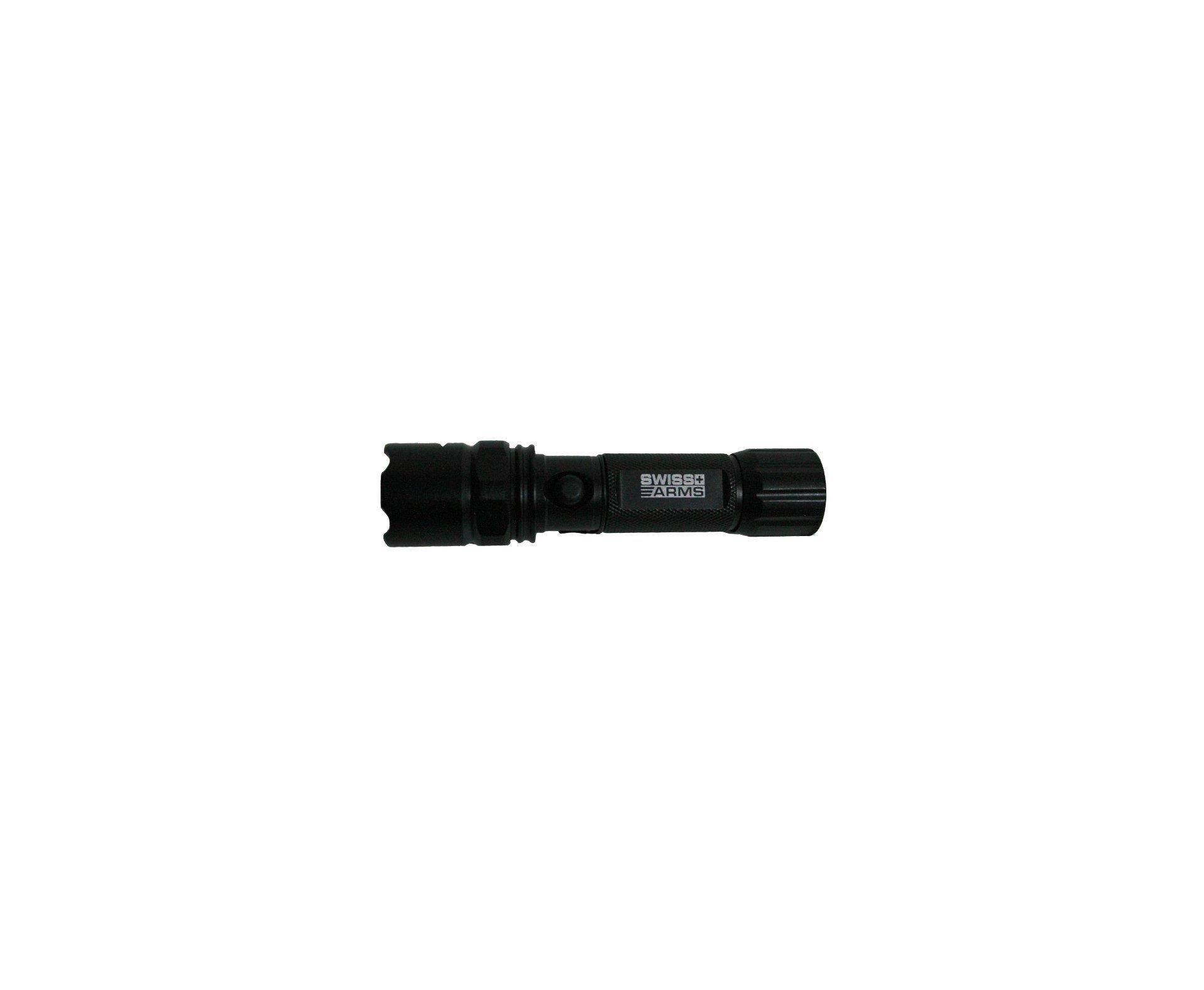 Lanterna Tatica Recarregável - Swiss+ Arms