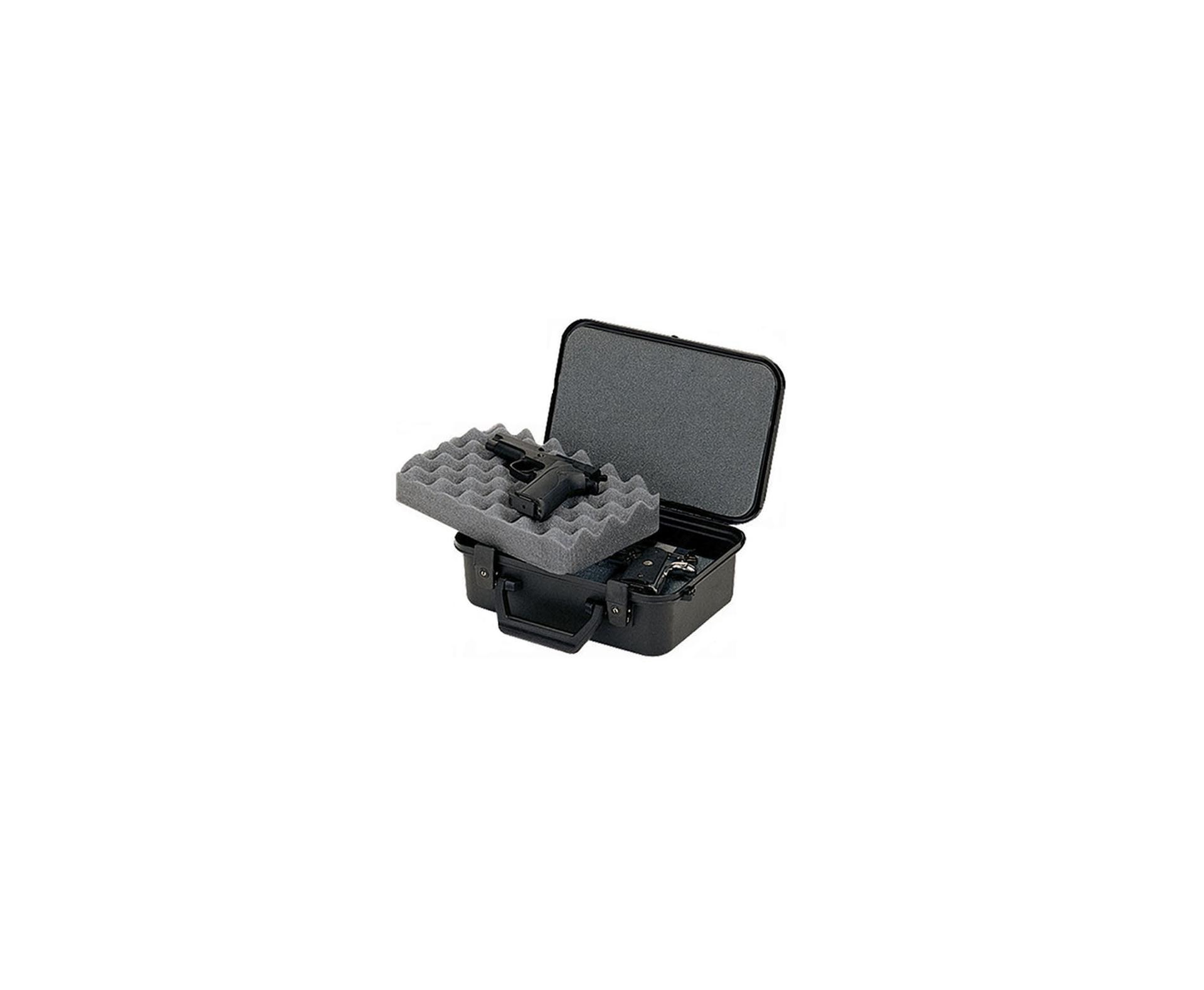 Case Plano Para Pistola Gun Guard Xlt 10-10088 Para 2 Pistolas