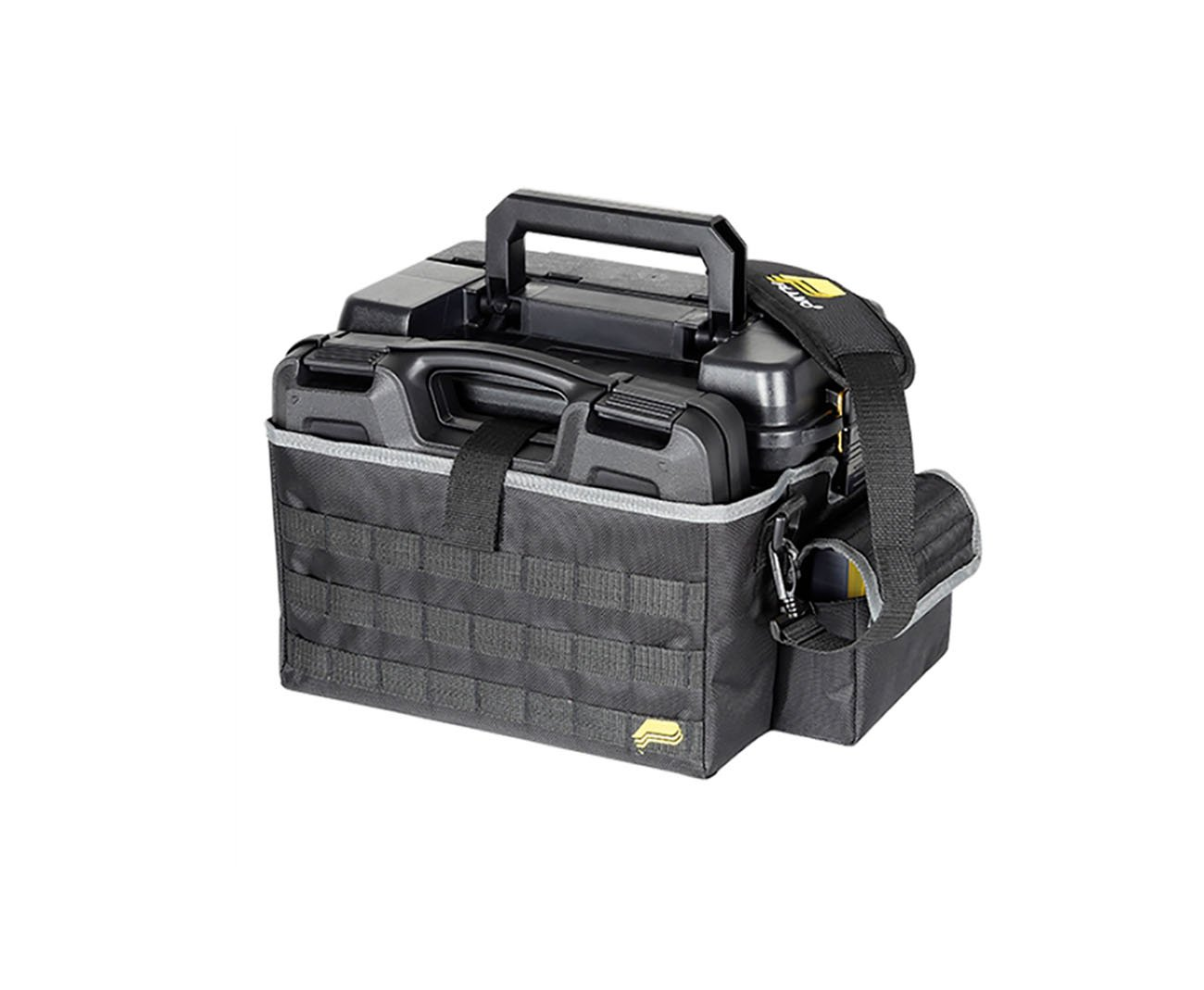 Case Para 2 Pistolas E Acessorios - Plano