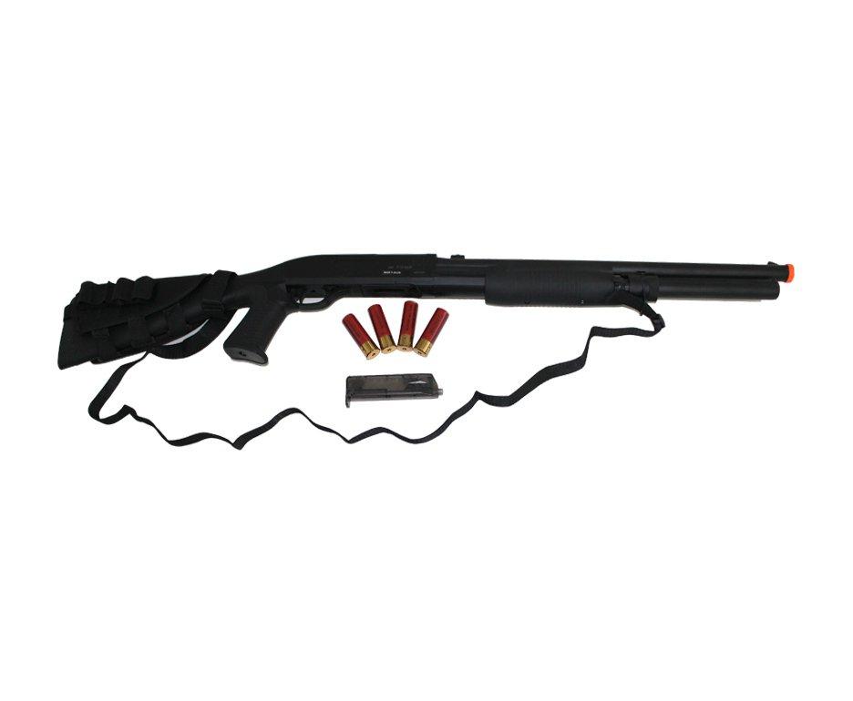 Escopeta De Airsfot Multi Pump 12 - Calibre 6,0 Mm - Longa - Asg