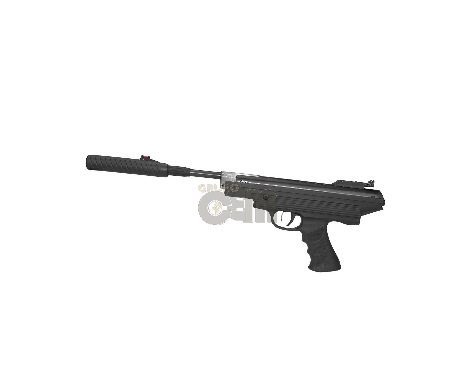 Pistola De Pressão 800 Mag Cal 4,5mm - Browning