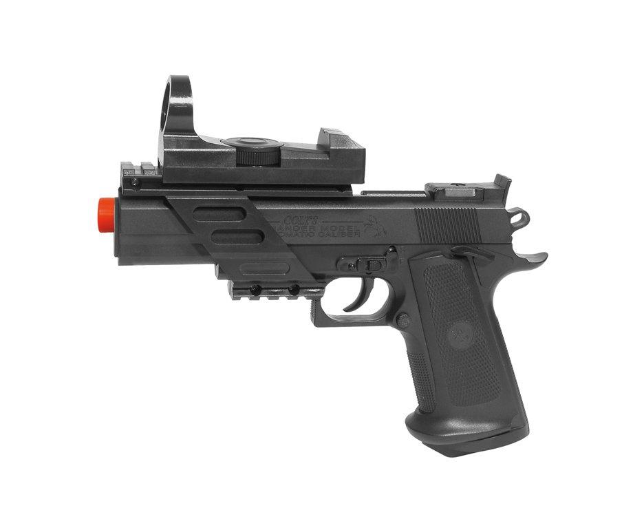 Pistola De Airsoft Colt 1911 Combat - Calibre 6,0 Mm - Colt