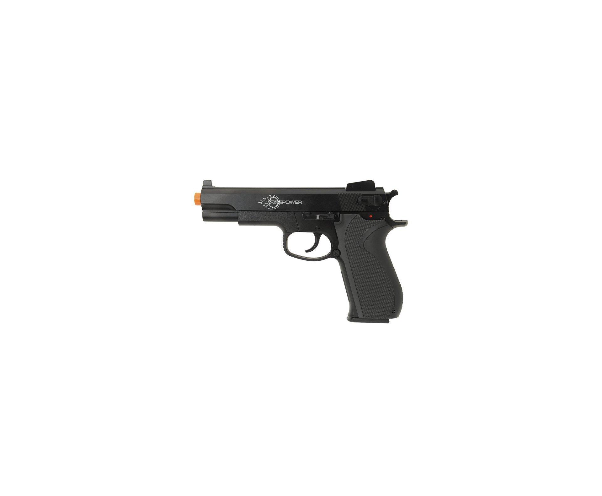 Pistola De Airsoft Firepower 45 - Calibre 6,0 Mm - Firepower