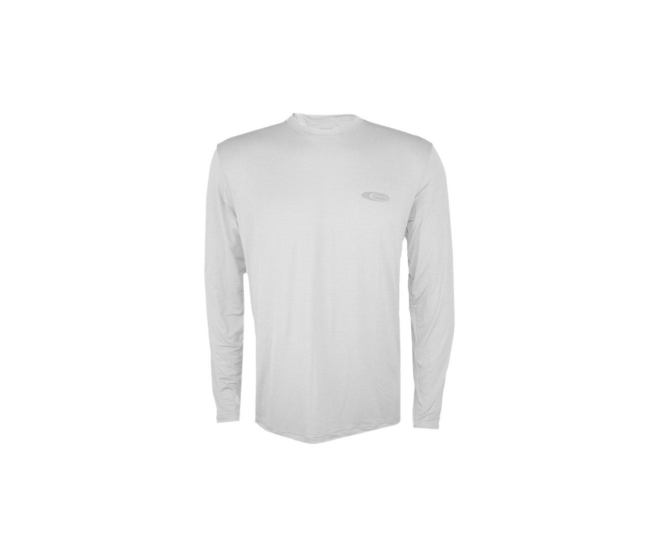 Camiseta Softline Branca - Proteção Uva/uvb 50+ Fps - Cardume