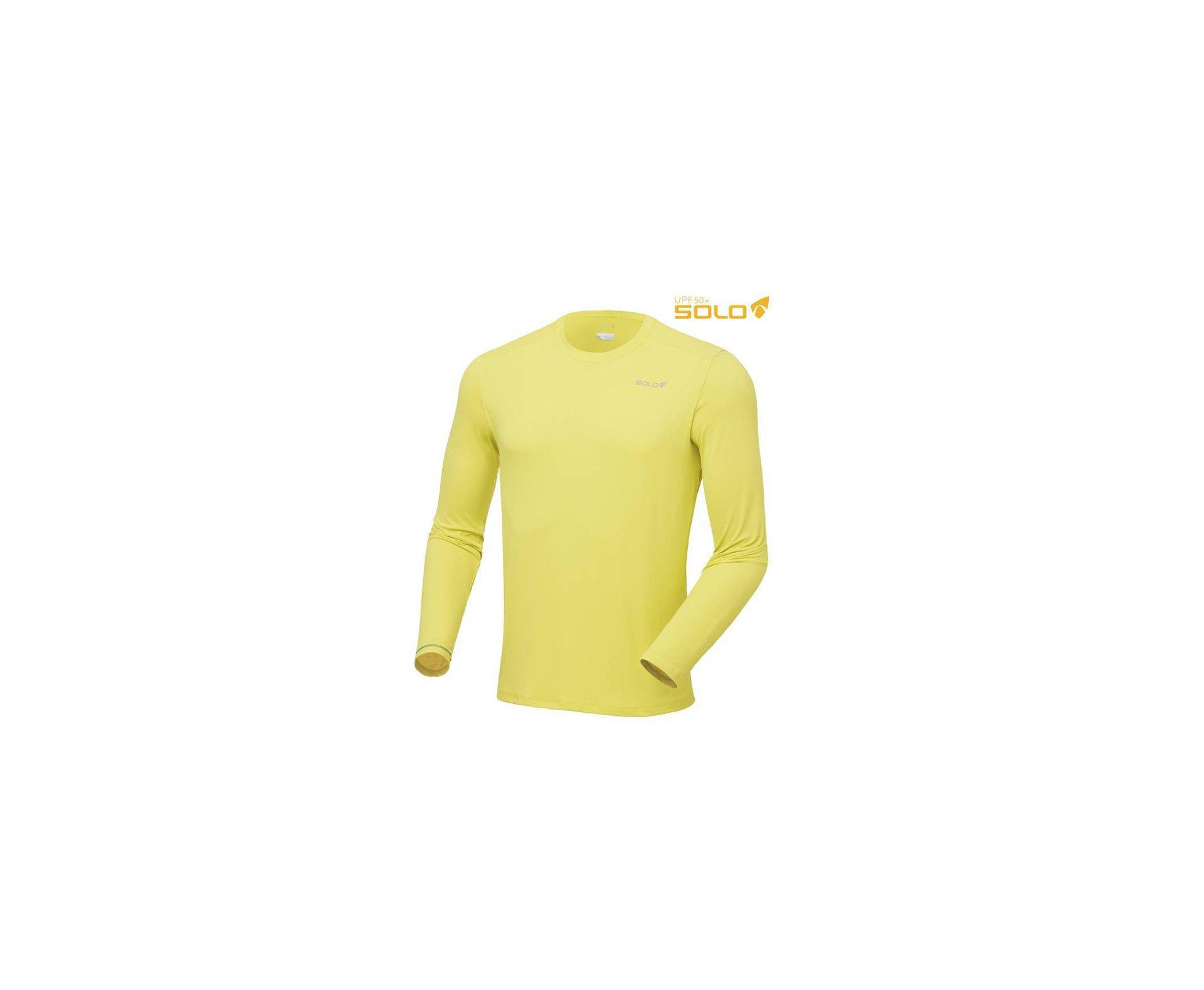 Camiseta Ion Uv Ml Proteção Uva/uvb 50+ Fps -  Solo