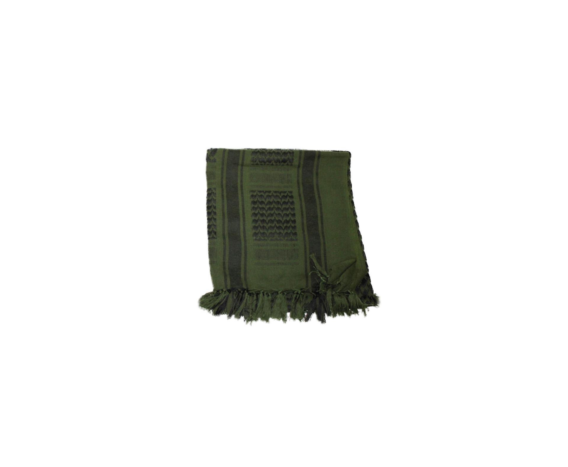 Shemagh Lenço Tatico Verde - Nautika