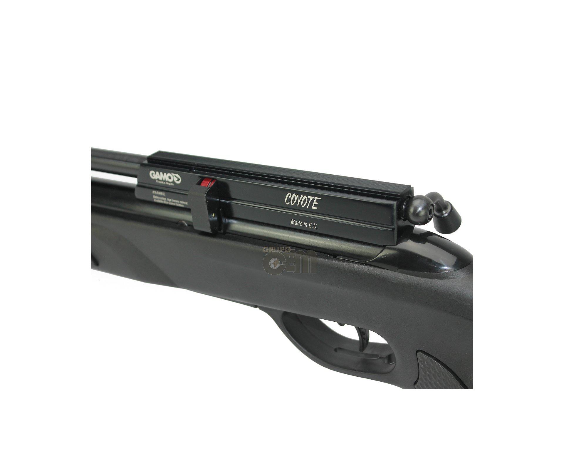 Carabina Pcp Gamo Coyote Black Cal 5,5mm - Gamo