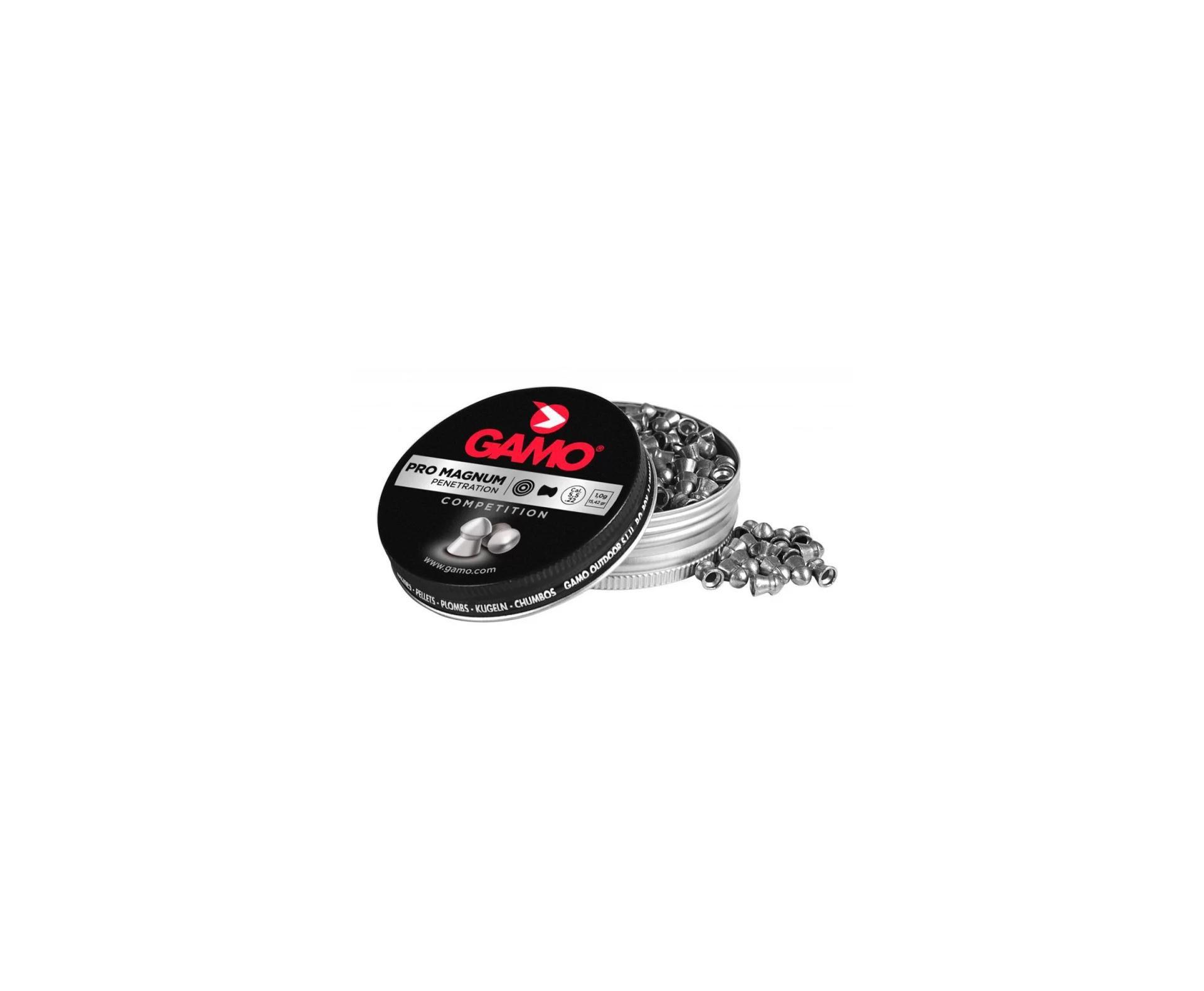 Chumbinho Pro--magnum Cal 5.5mm Gamo Com 125und