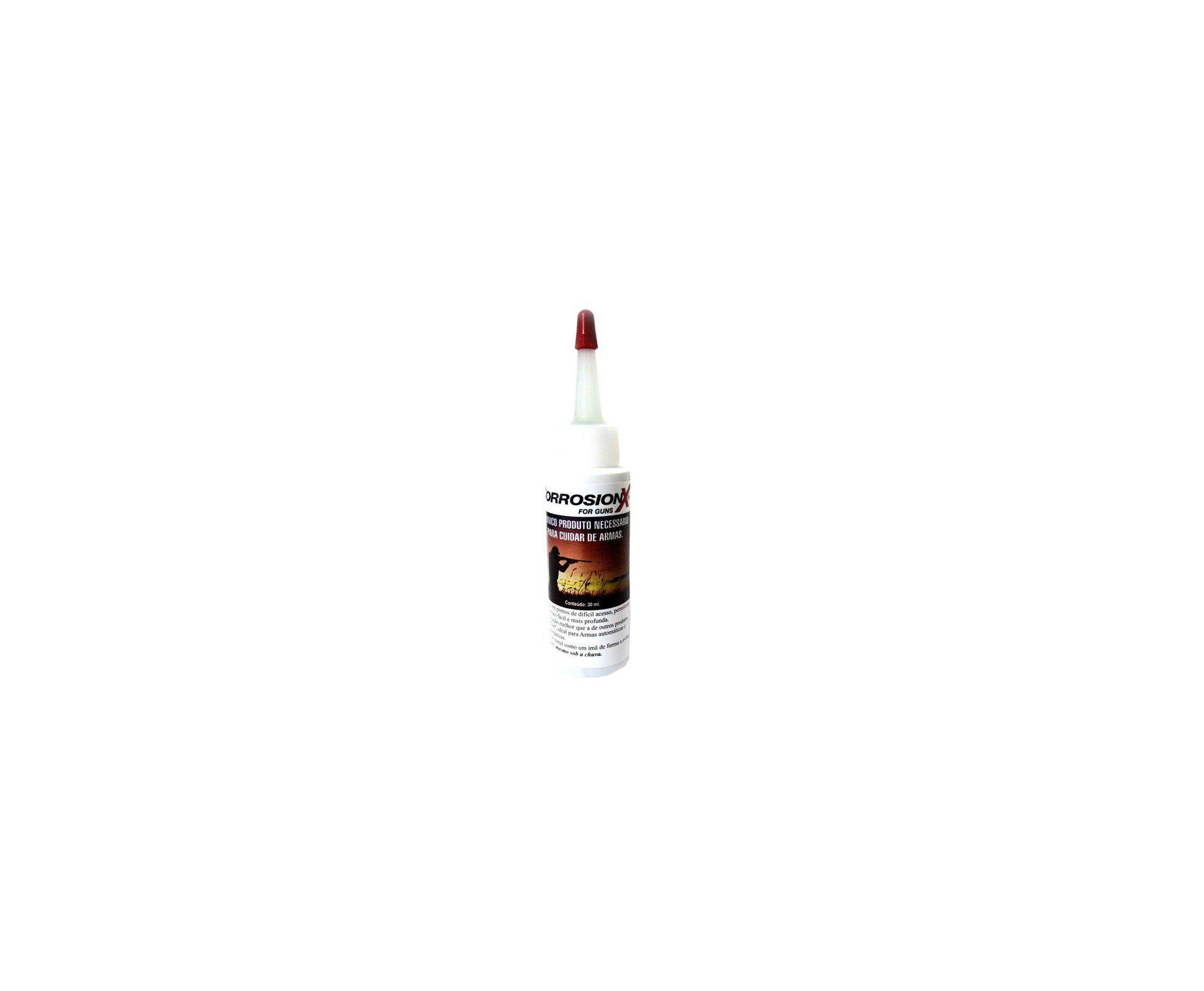 Lubrificante/anticorrosivo Corrosionx Marine-guns - Almotolia - 30ml