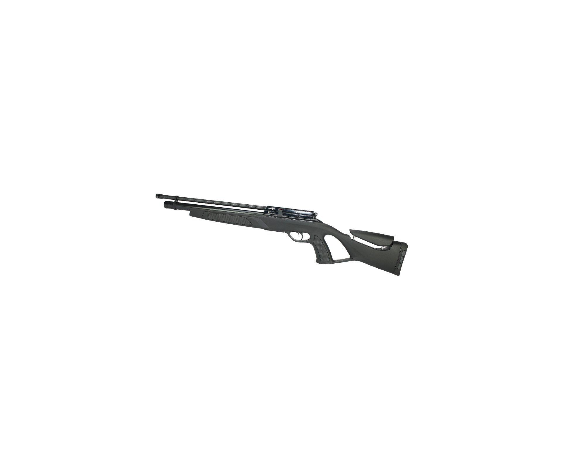 Carabina Pcp Gamo Coyote Black Cal 5,5mm + Luneta 4x34 Gold Crow Rossi - Gamo