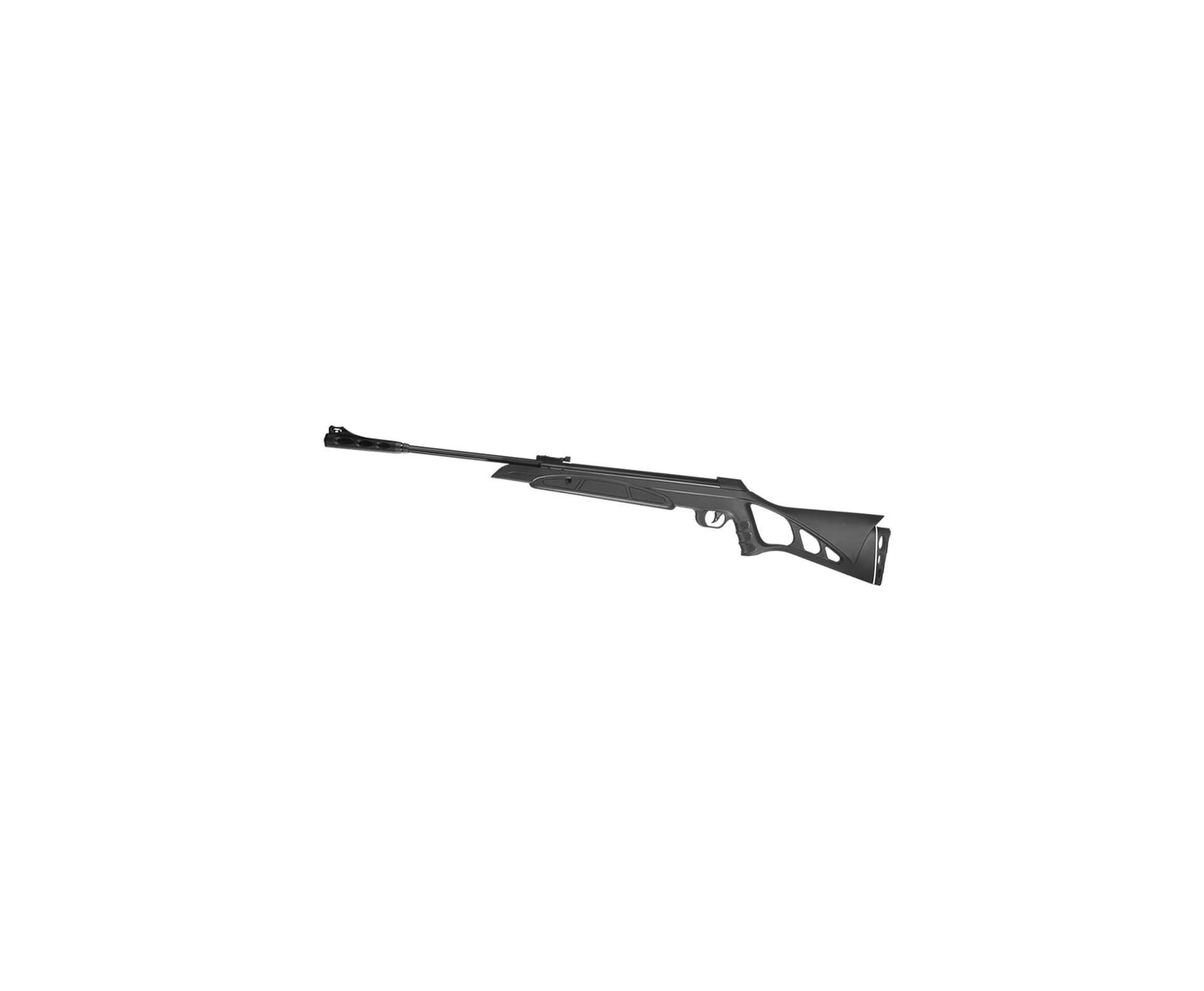 Carabina De Pressão Cbc Nitro-x 900 Soft Action - Calibre 5,5 Mm - Oxidada