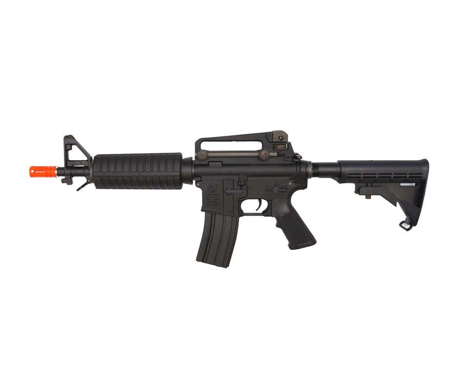 Rifle De Airsoft M4 Commando M933 - Calibre 6,0 Mm - Aeg - Colt