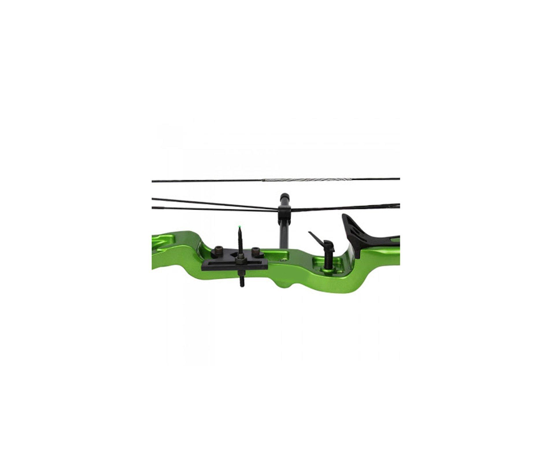 Arco Composto 30-55 Lbs Verde Mk-cb50g - Man Kung