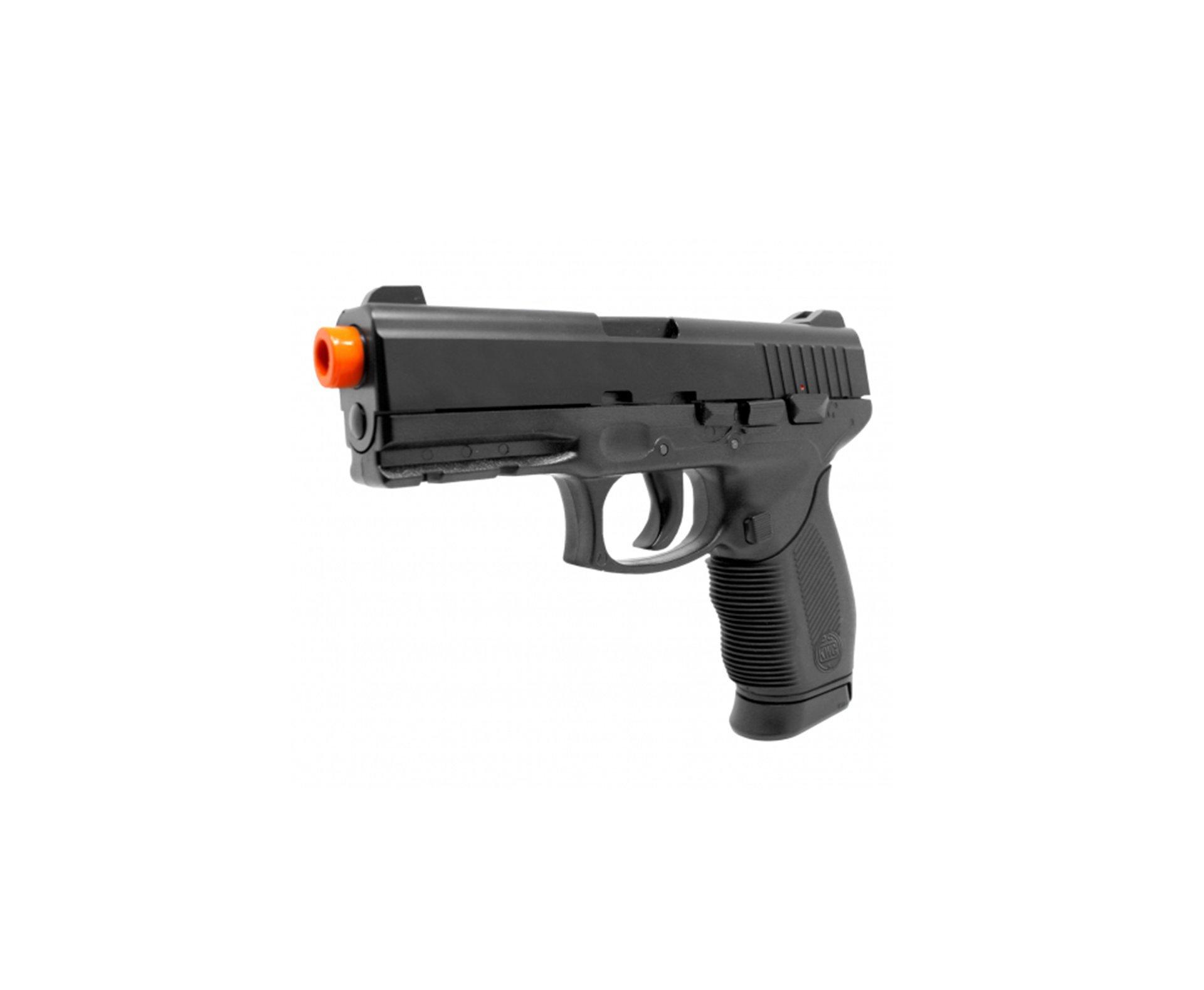 Pistola De Airsoft Pt 24/7 Semi/metal Cal 6,0mm - Kwc