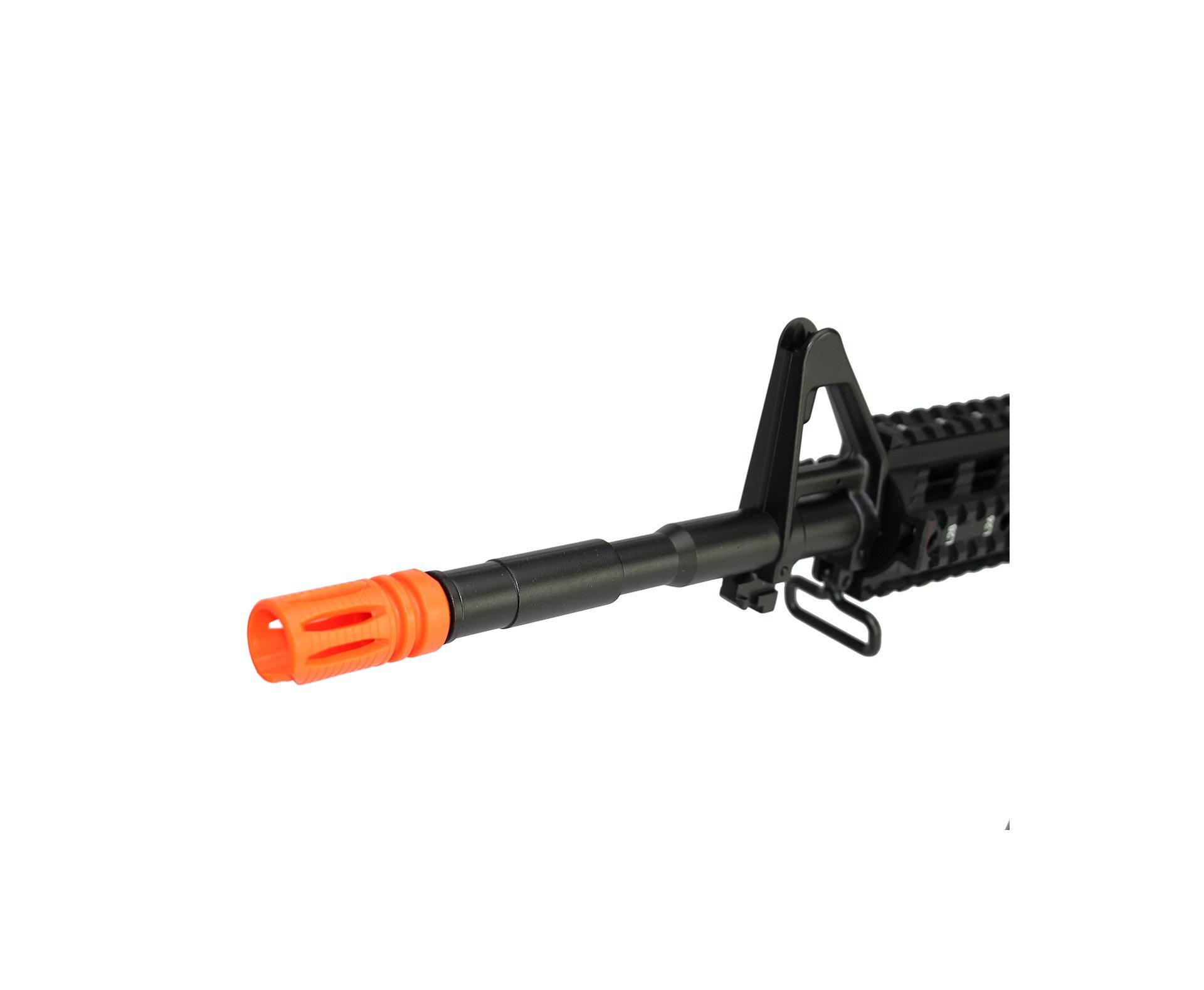 Rifle De Airsoft Cm16 Raider Longo Calibre 6,0 Mm Aeg - G&g