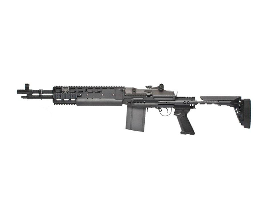 Rifle De Airsoft Gr14 Hba-s Ris - Calibre 6,0 Mm - Aeg - G&g