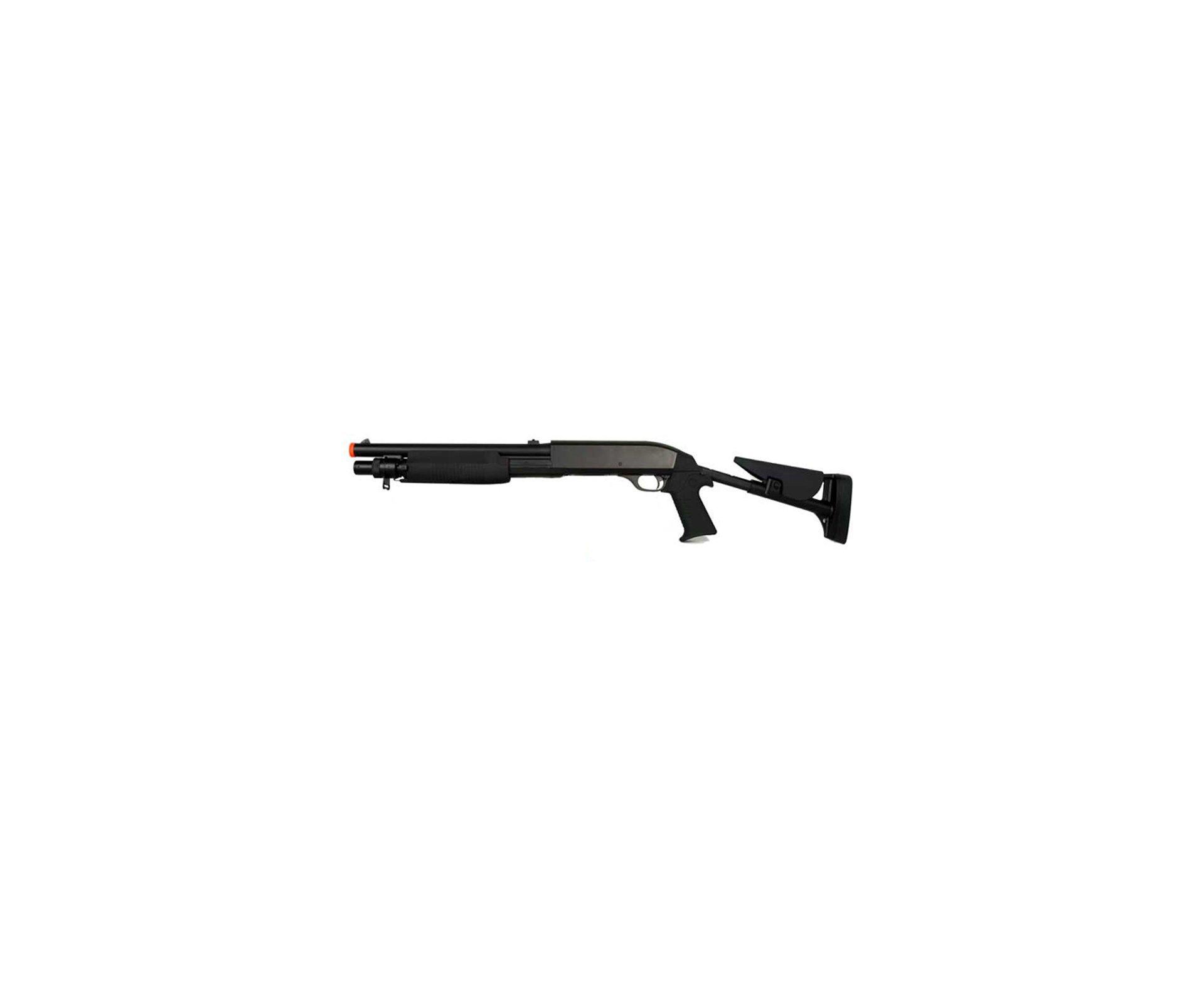 Shotgun M56c - Pump Action - Calibre 6,0 Mm - Firepower