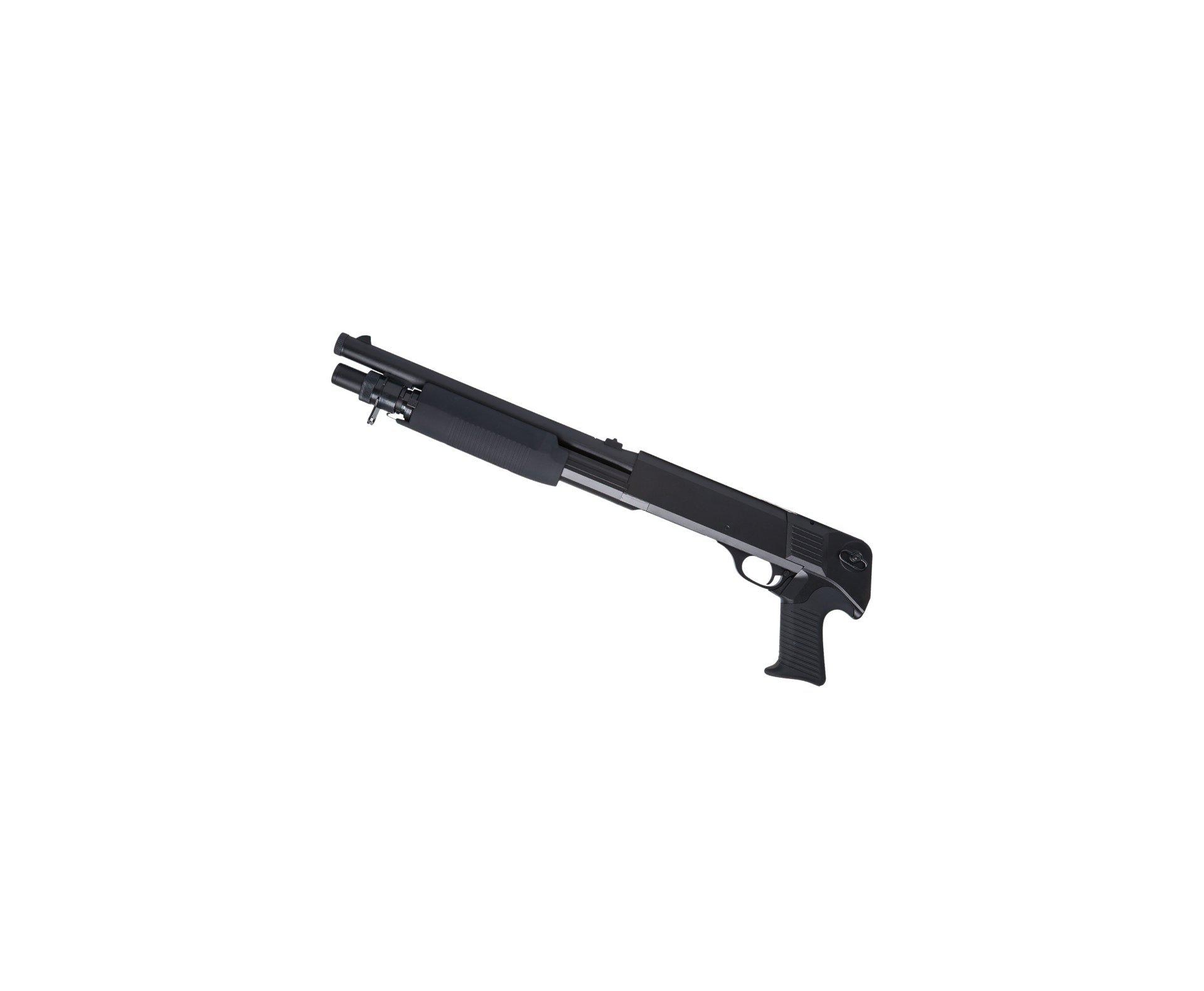 Shotgun M56b - Pump Action - Calibre 6,0 Mm - Csi
