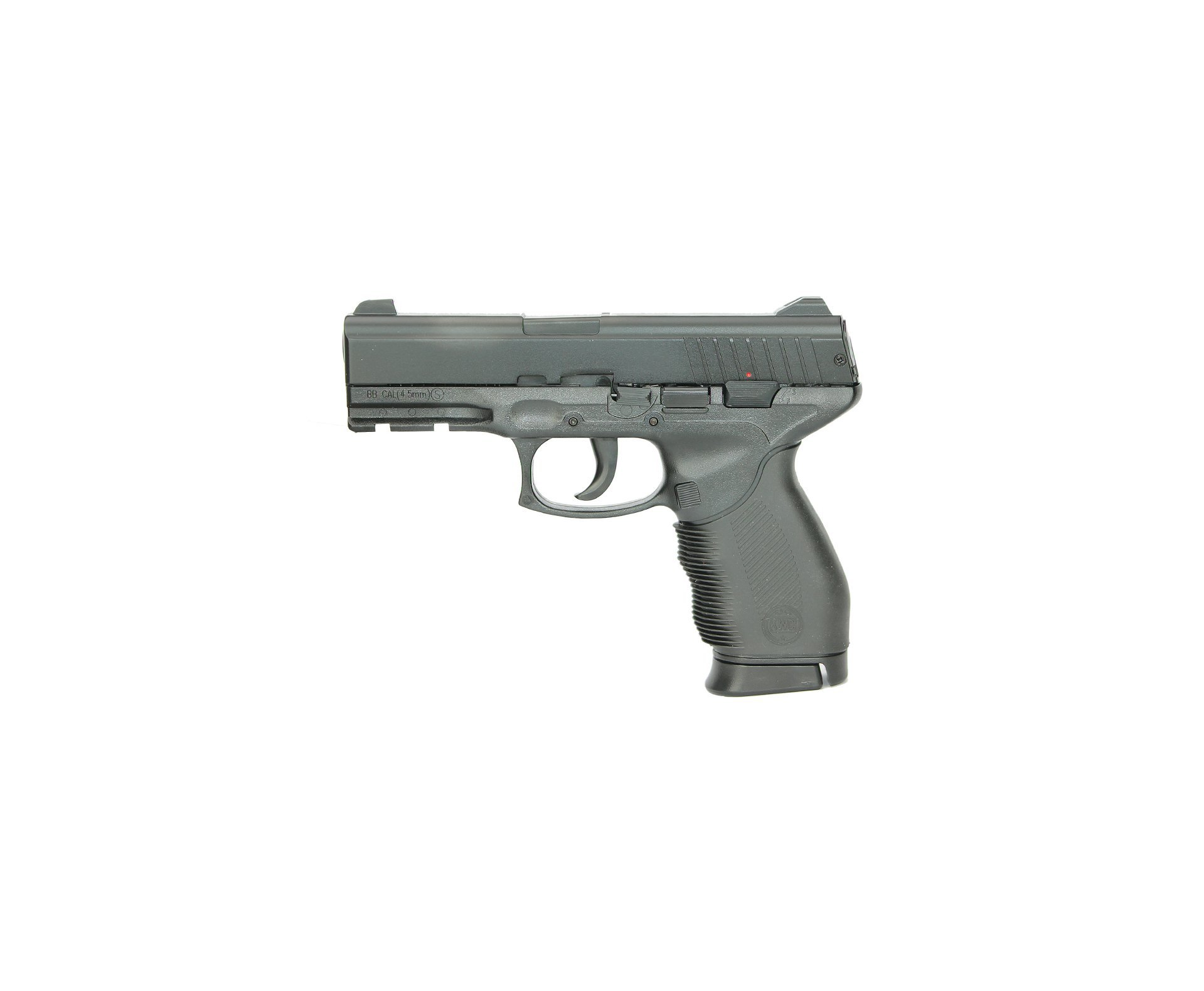 Carabina De Pressão Nova Dione Black Cal 5,5mm - 3° Geração + Pistola De Pressão 24/7 Cal 4,5 (kwc) + Capa 45 - Rossi