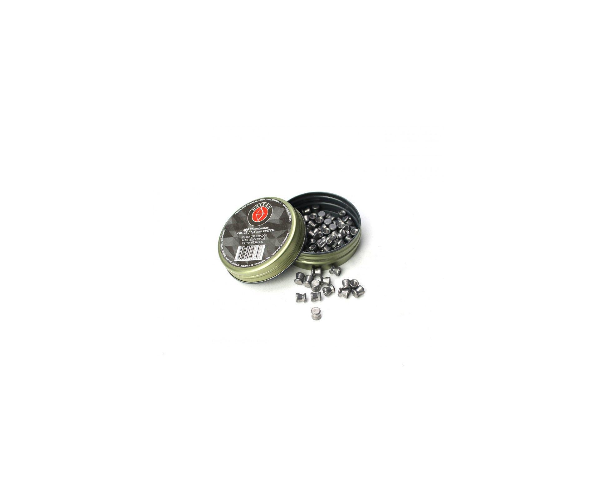 Carabina De Pressão Nova Dione Black Cal 5,5mm - 3° Geração + 10 Chumbinhos + Capa 45 - Rossi