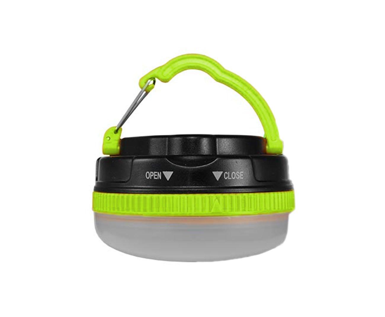 Lanterna Para Barraca Led Camping C05 Verde - Albatroz