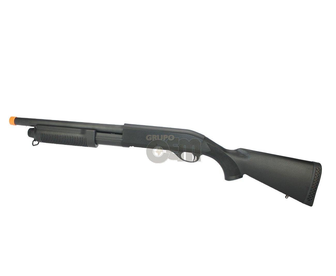 Shotgun / Escopeta De Airsoft Shotgun M870 - Cm350 6mm - Cyma