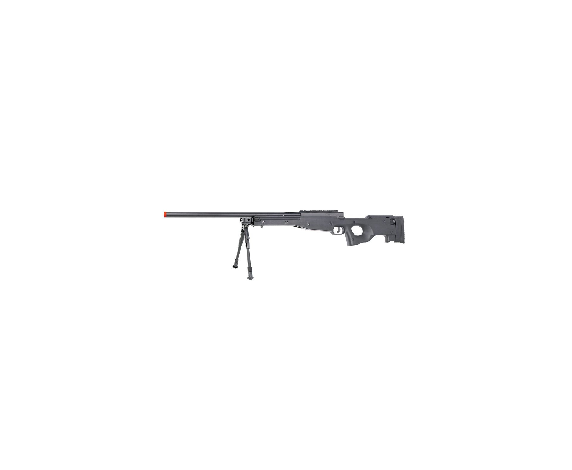 Rifle De Airsoft Sniper Mauser Sr Spring - Cal 6,0 Mm - Cybergun