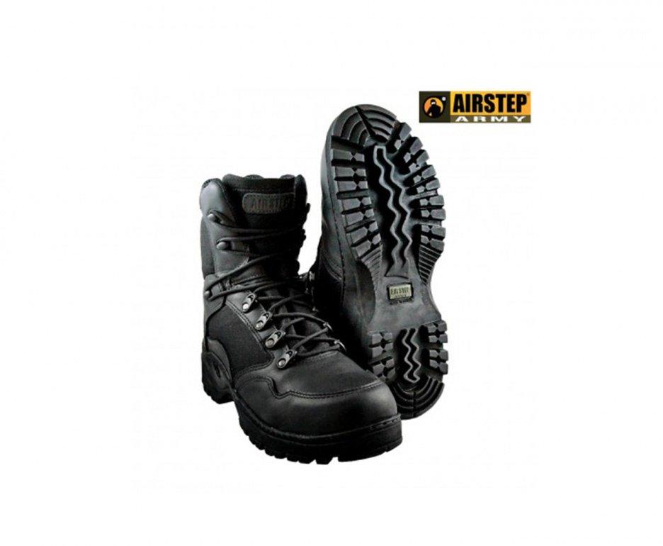 Bota Tática Combat Black 8600 - Airstep