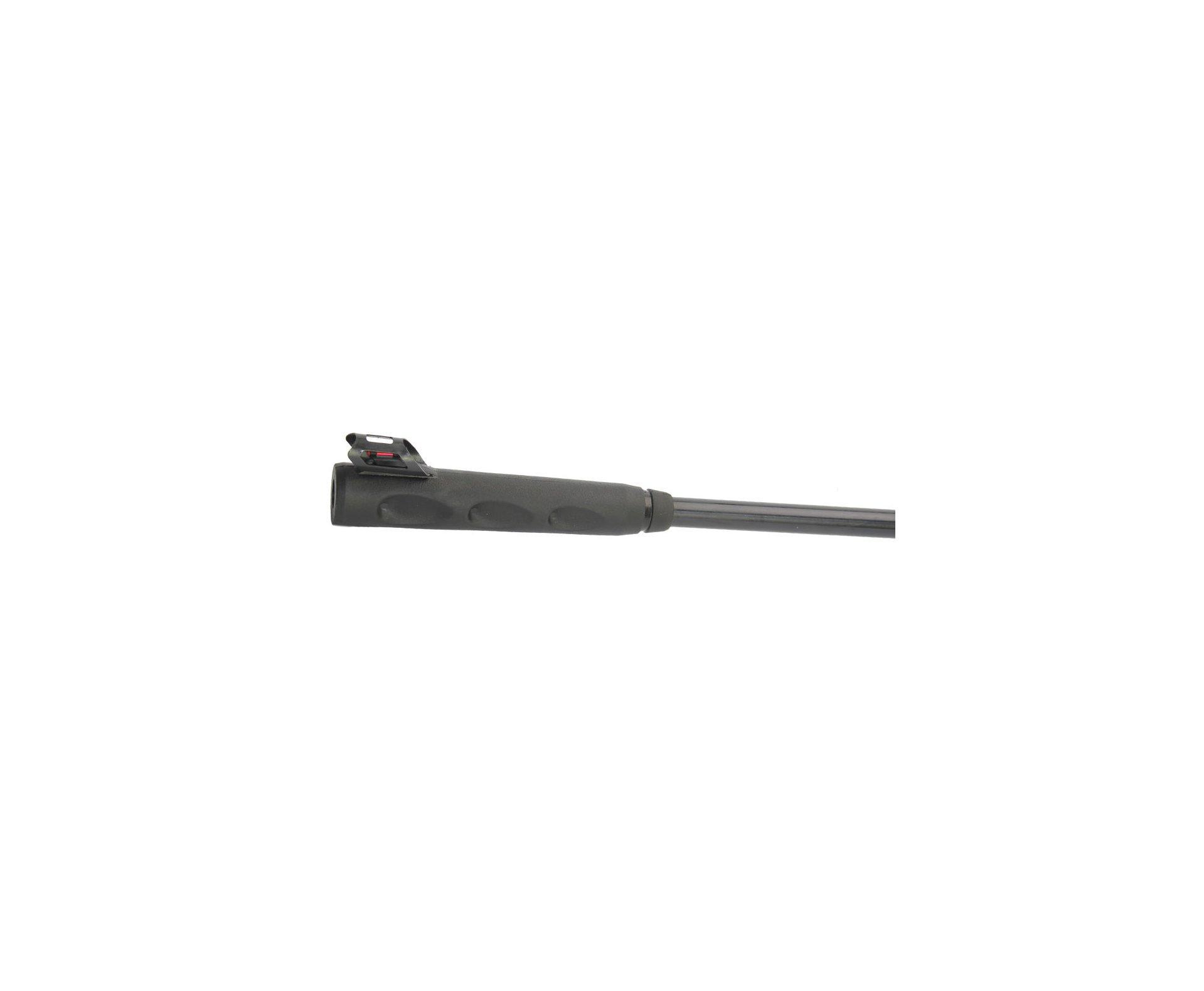 Carabina De Pressão Cbc Nitro Six - Calibre 6,0 Mm - Oxidada