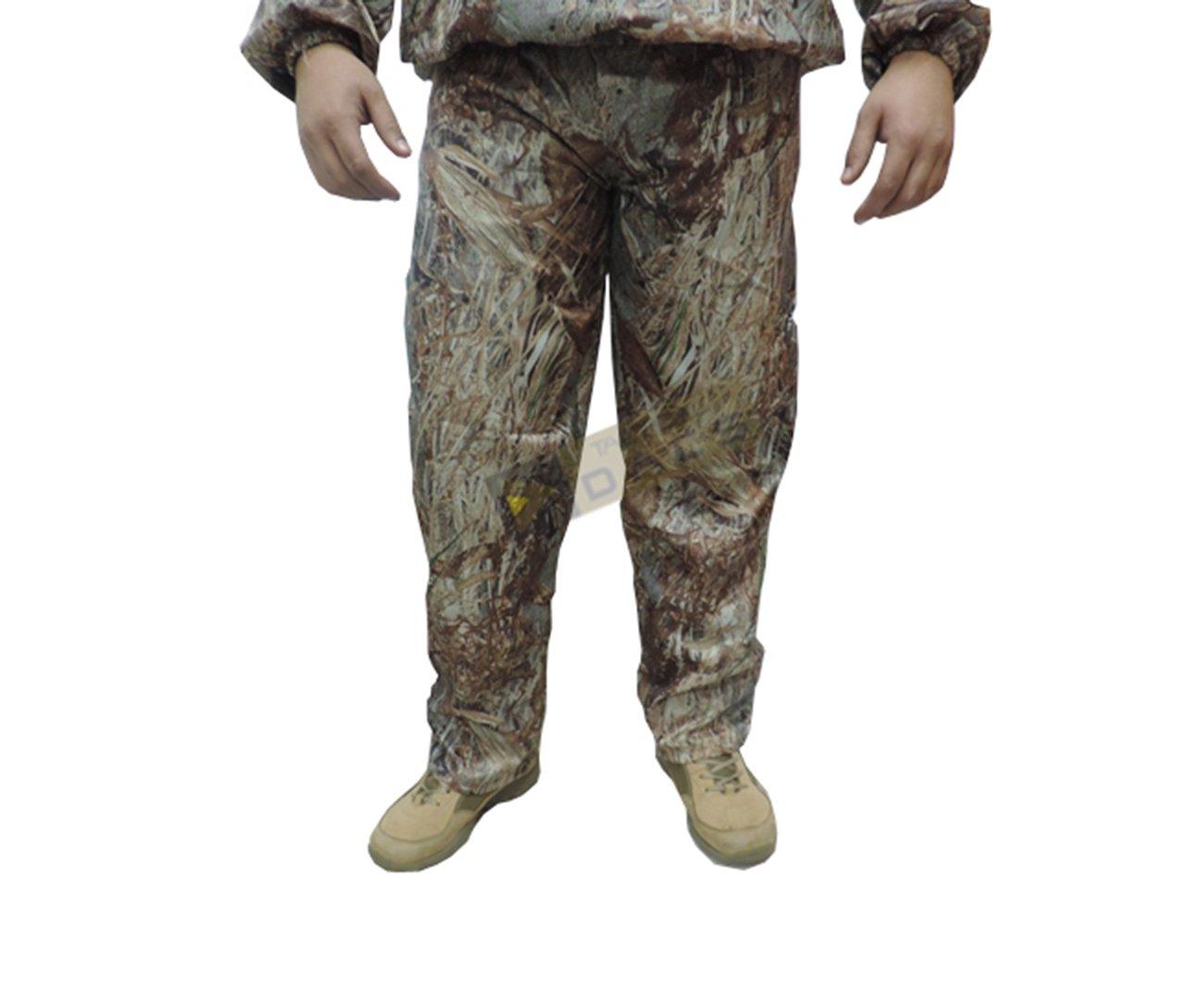 Calça Chuva Fast Cover Camuflagem Capim - Dacs