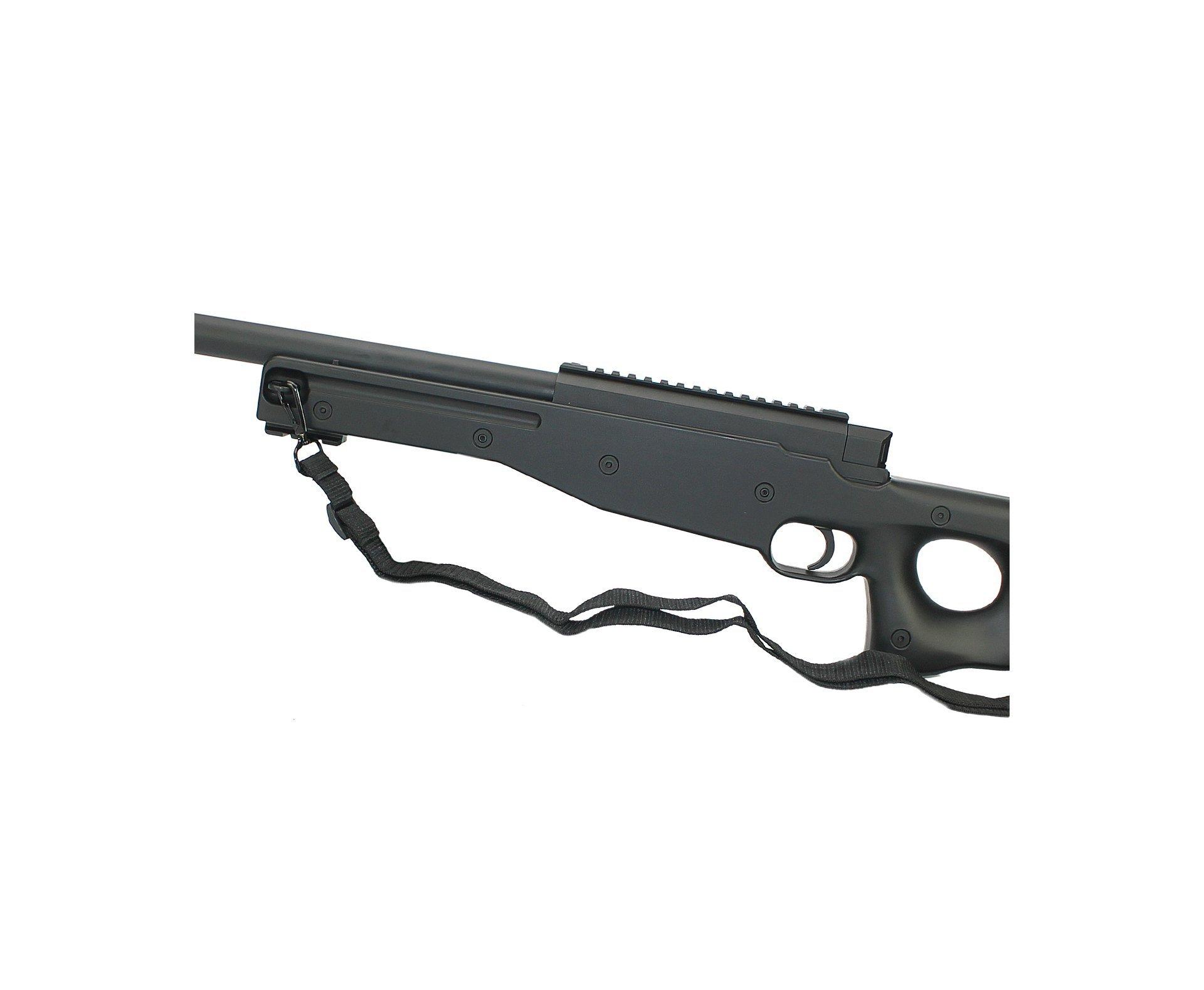 Rifle De Airsoft Sniper Spring L96 6mm M59a - Double Eagle