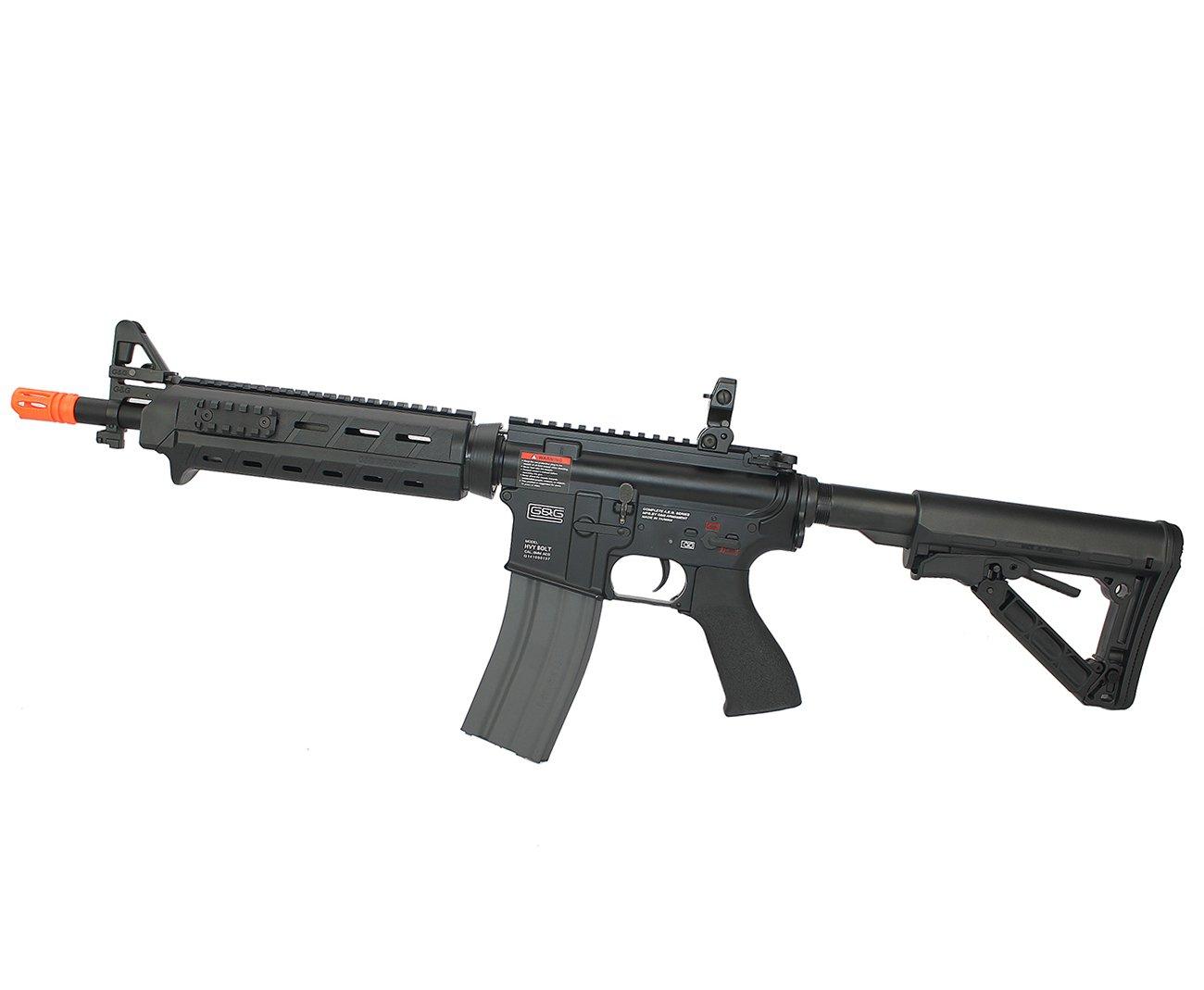 Rifle De Airsoft G&g Hb16 Mod 0 - Cal 6.0mm - Bivolt