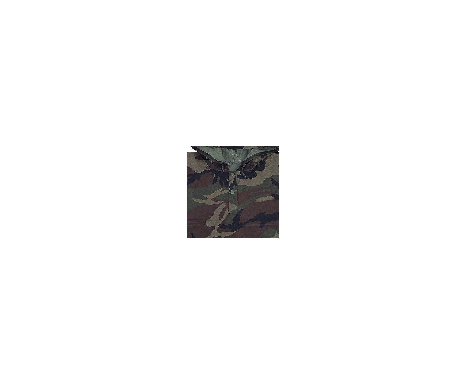Poncho Caçador Camuflado - Nautika