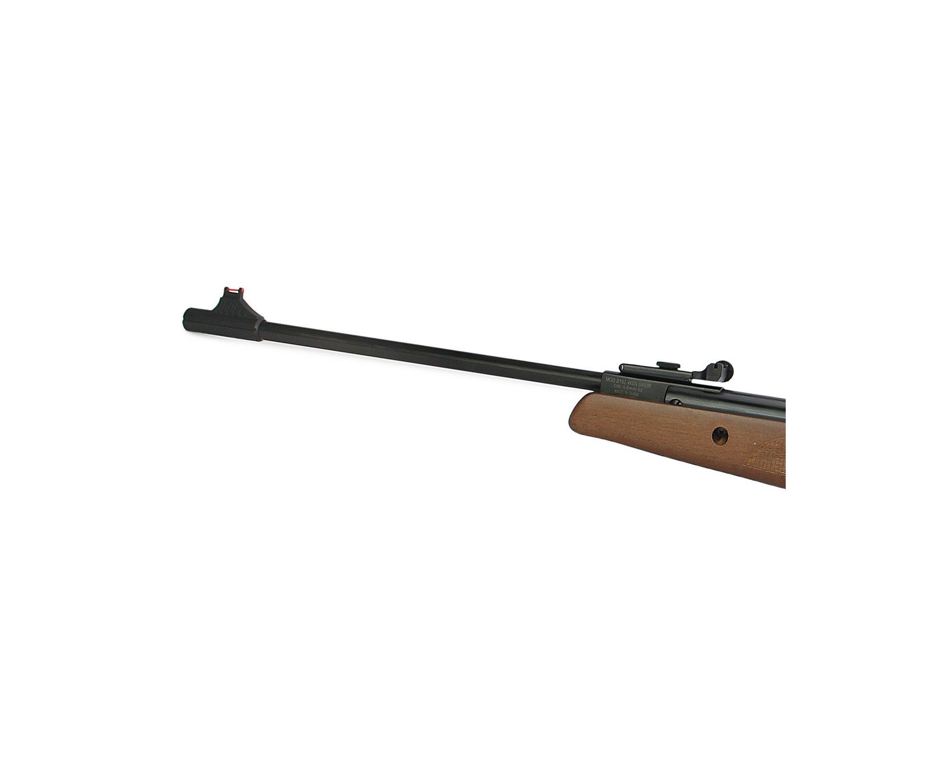 Carabina De Pressão Bam B19-z Hunter Wood 5.5mm - Swbr