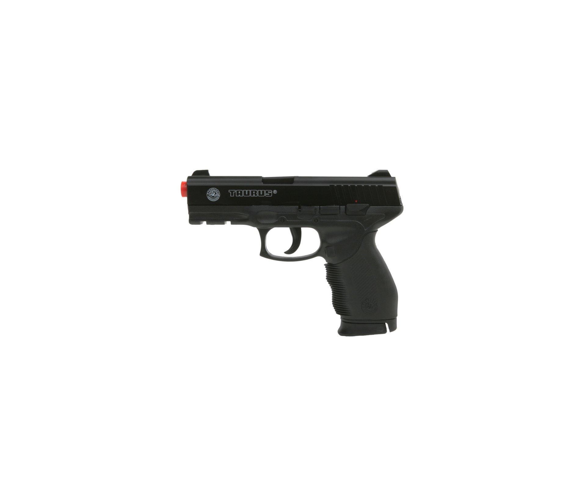 Rifle De Airsoft Colt M4a1ris Cal 6,0mm - King Arms + Pistola 24/7 Taurus