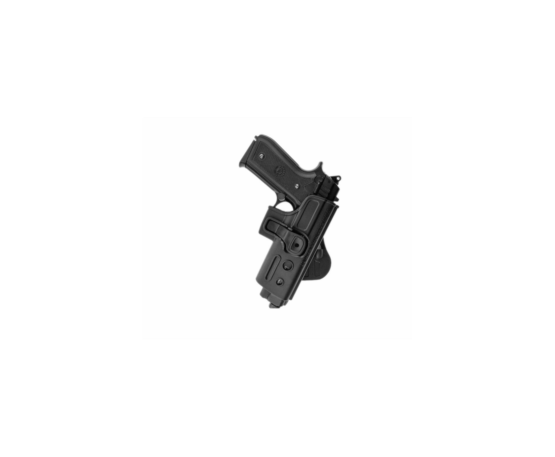 Coldre Apolo So Coldres Para Pistolas Taurus, Imbel E Glock  - Destro