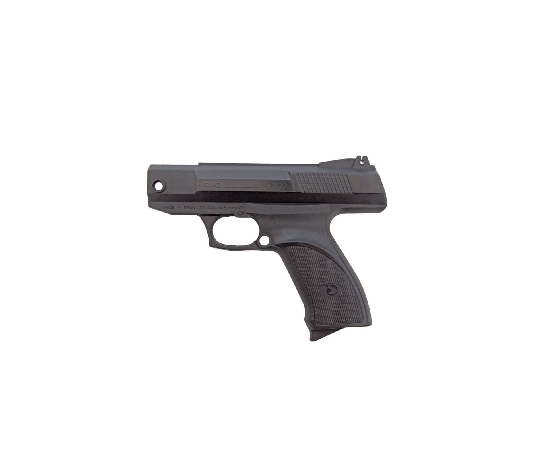 Empunhadura Esquerda Pistola P800