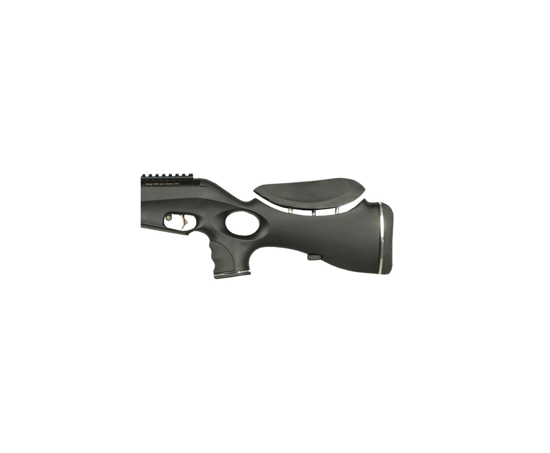 Carabina De Pressão Mod 135x Black - Calibre 5,5 Mm - Retay