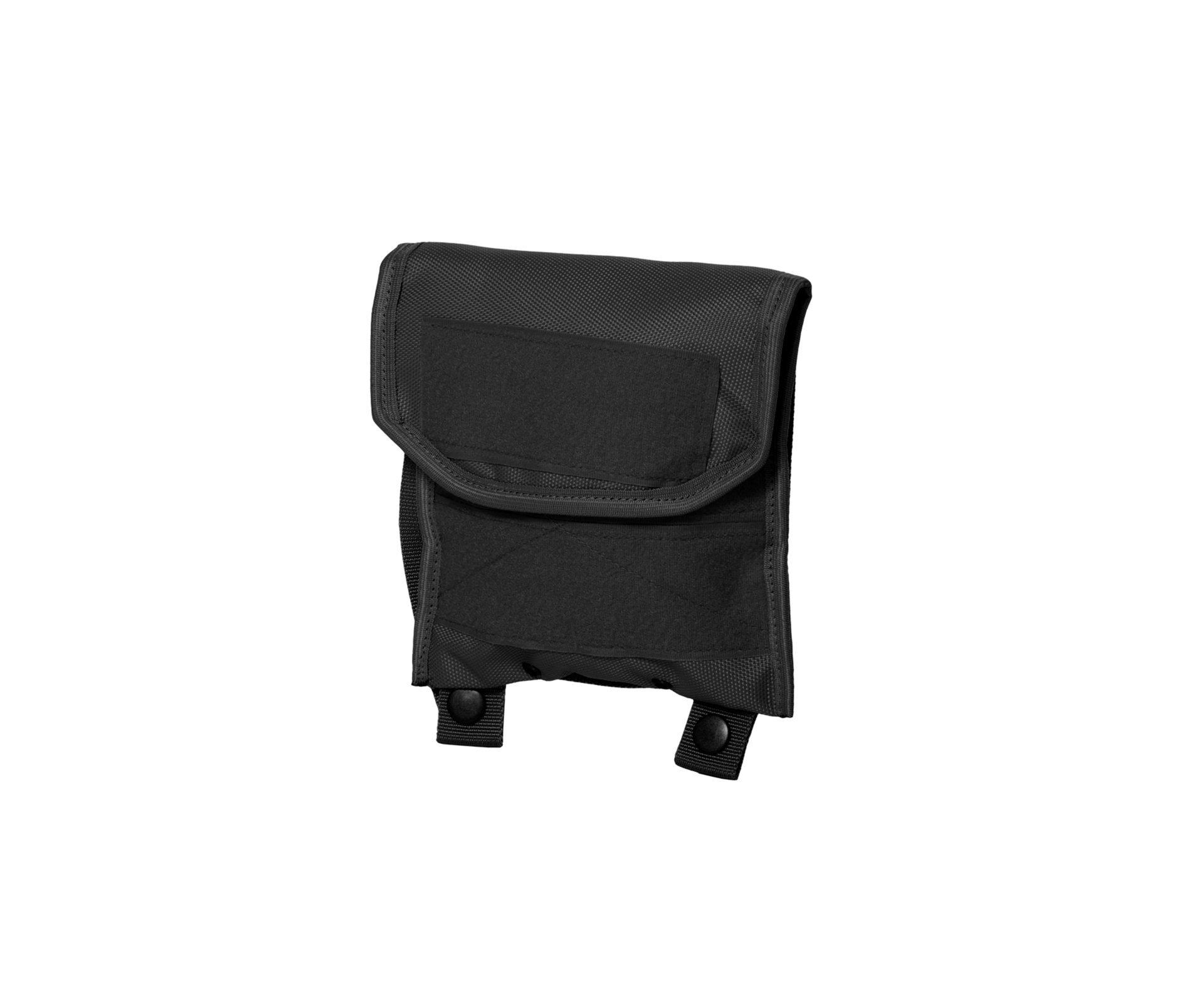 Bolso Bravo Modular Utilitário Porta Documentos 9-preta